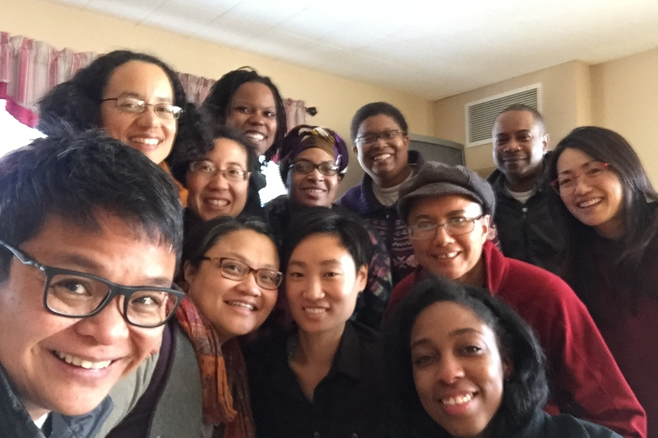 Baltimore Social Justice Retreat - Grant funding provided scholarships for people of color to come together in Baltimore, Maryland to learn mindfulness practices and to support healing efforts toward social equity