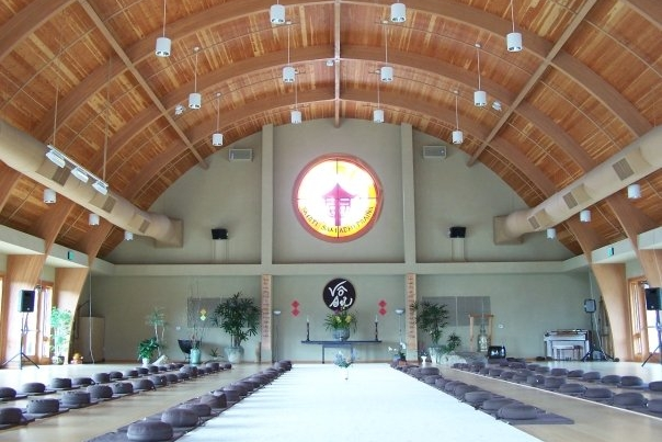 Deer Park Monastery - This 400-acre sanctuary rests peacefully in the chaparral mountains of Southern California, surrounded and protected by oaks and the natural landscape.Learn More