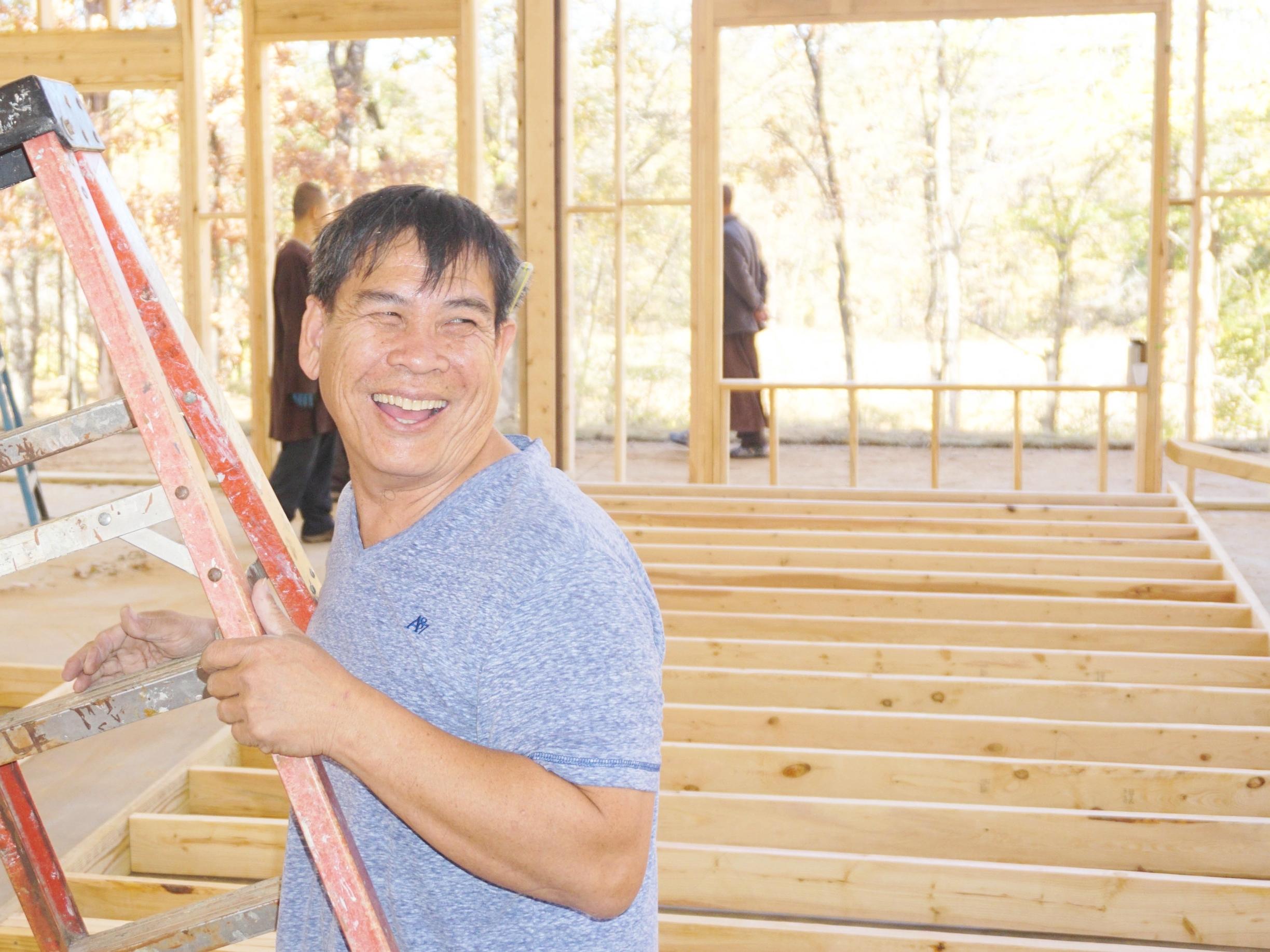 Magnolia grove construction work 2