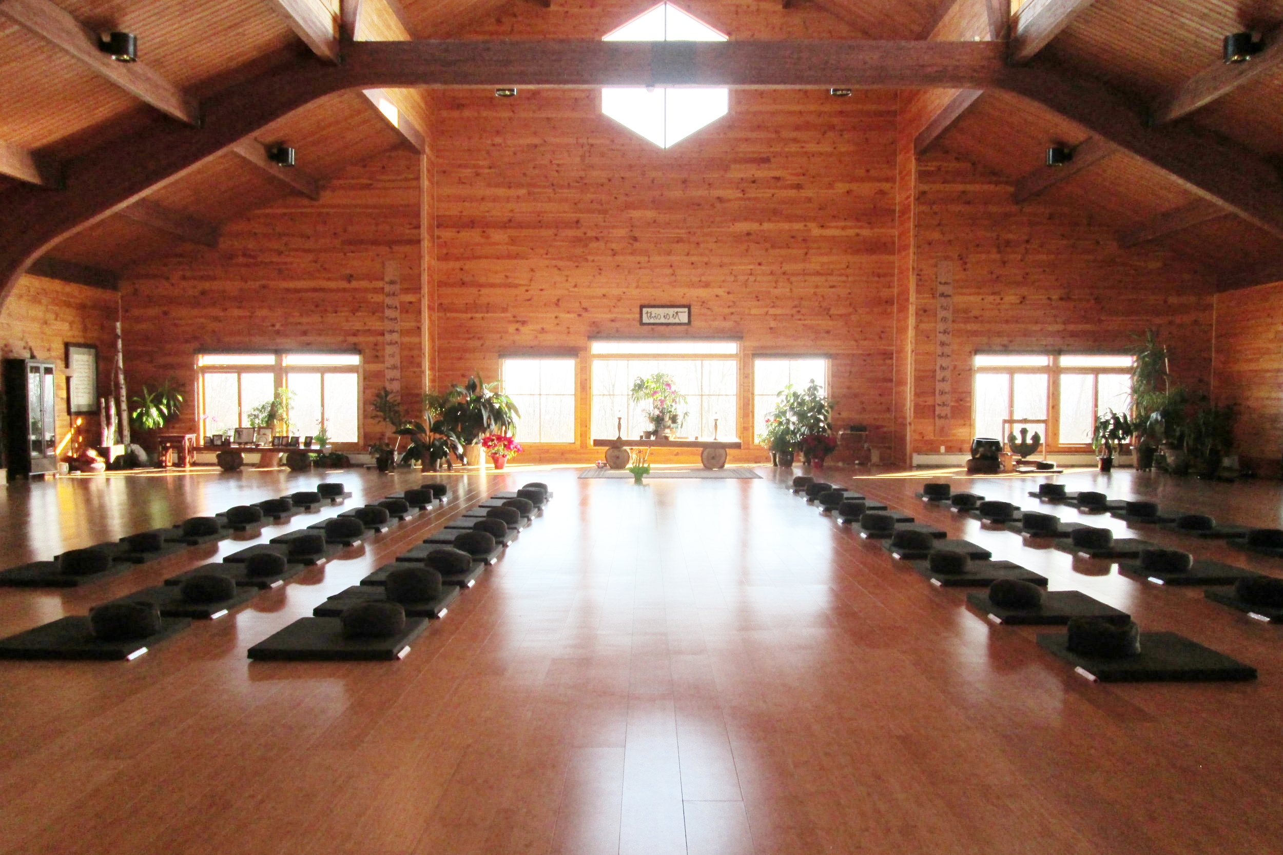 Big Togetherness Hall Inside