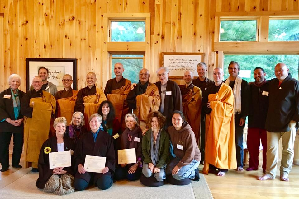 Awakening Together Tour 2017 - Blue Cliff Monastery