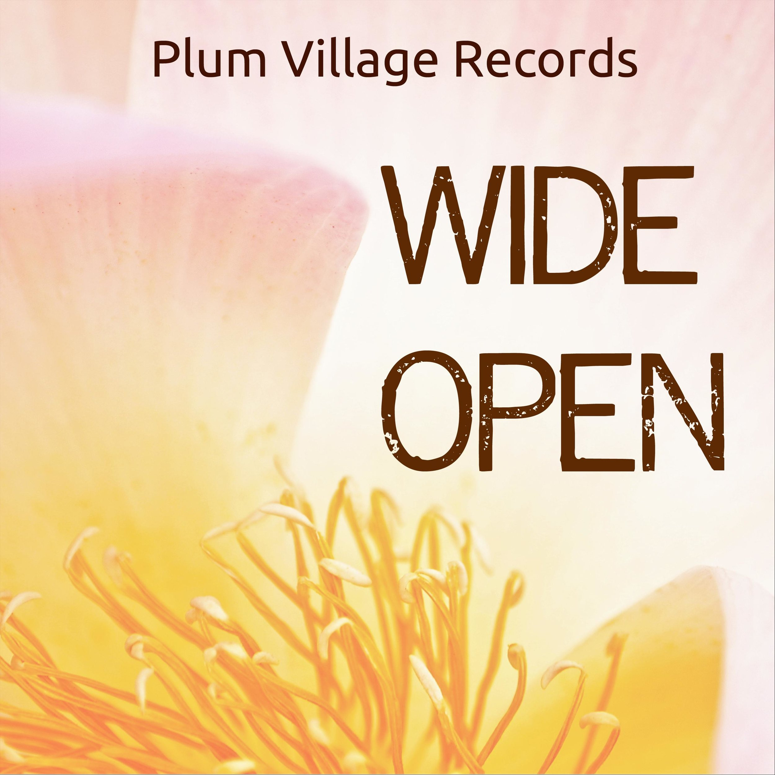 """Wide Open - Wide Open is the latest release with a jazz version of """"Discourse on Love,"""" """"There is True Love Right Here,"""" and a beat-box version of"""