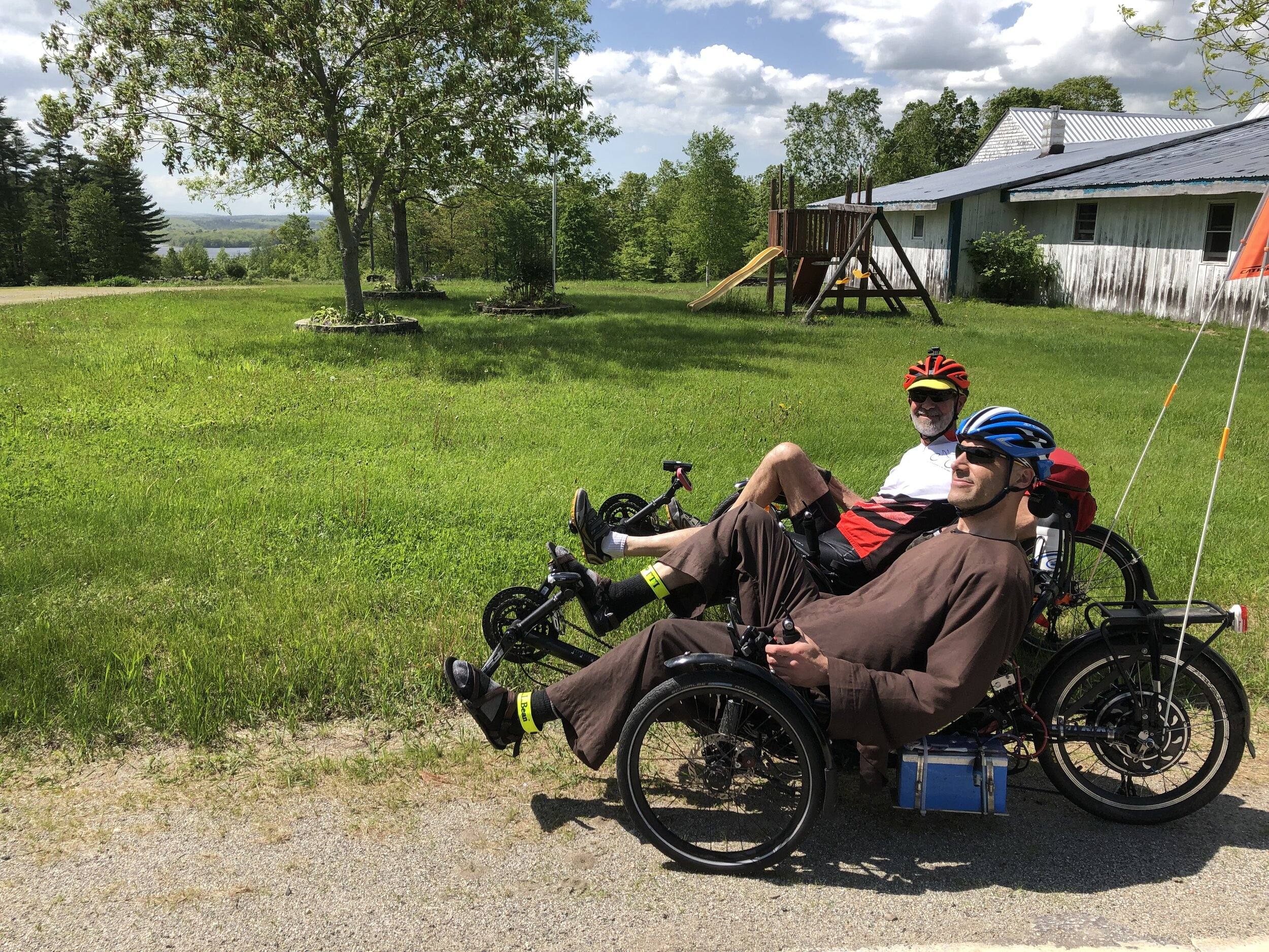 riding tricycles with Br. Phap Man (after DOM)_June 2,2019_MartySoule - Martha Soule.jpeg