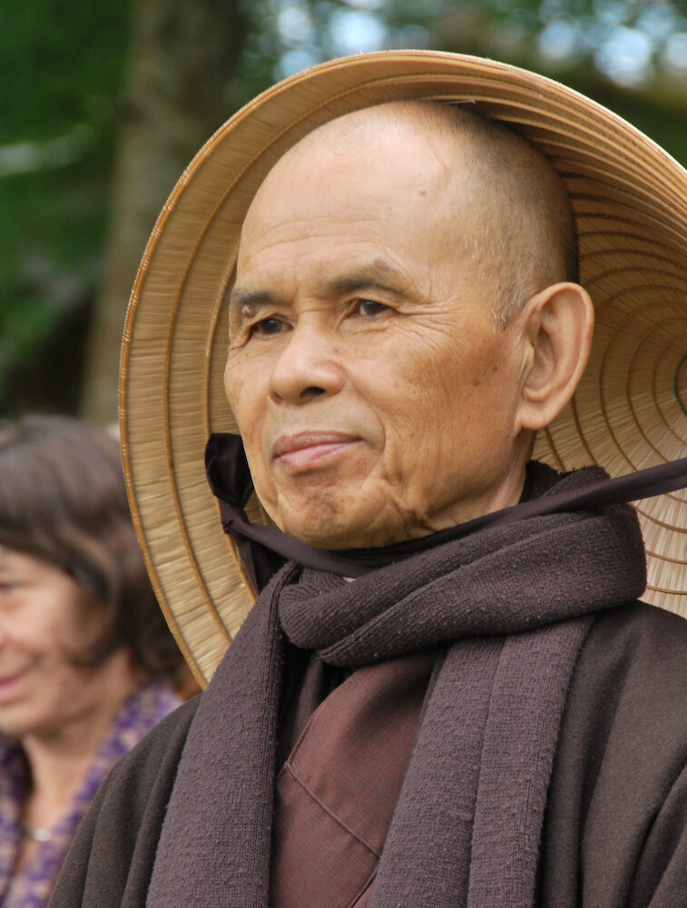 Thich Nhat Hanh — Thich Nhat Hanh Foundation