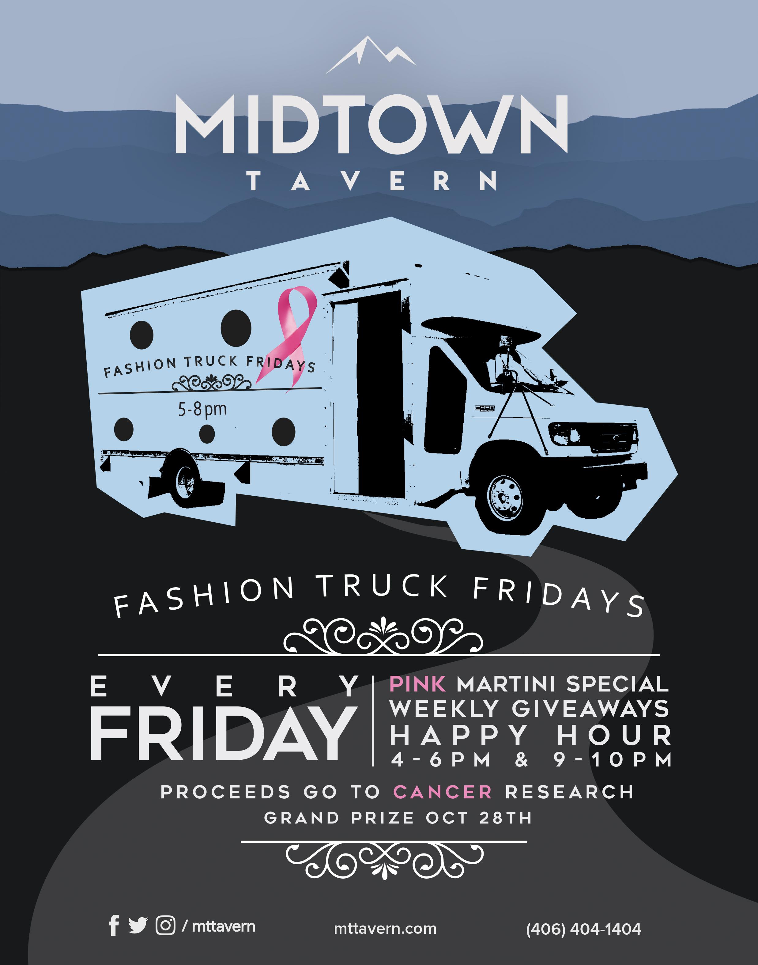 fashion truck fridays