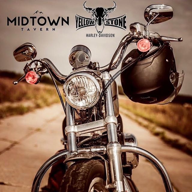 Bozeman Bikers! (Or anyone who likes motorcycles) We are teaming up with @yellowstoneharley on Wednesday night this week for Bike Night. The party starts at 6pm, so get those bikes out of the garage and head on over for some great BBQ and drink specials! For more info, head to the link in our bio. #bozeman #bikenight