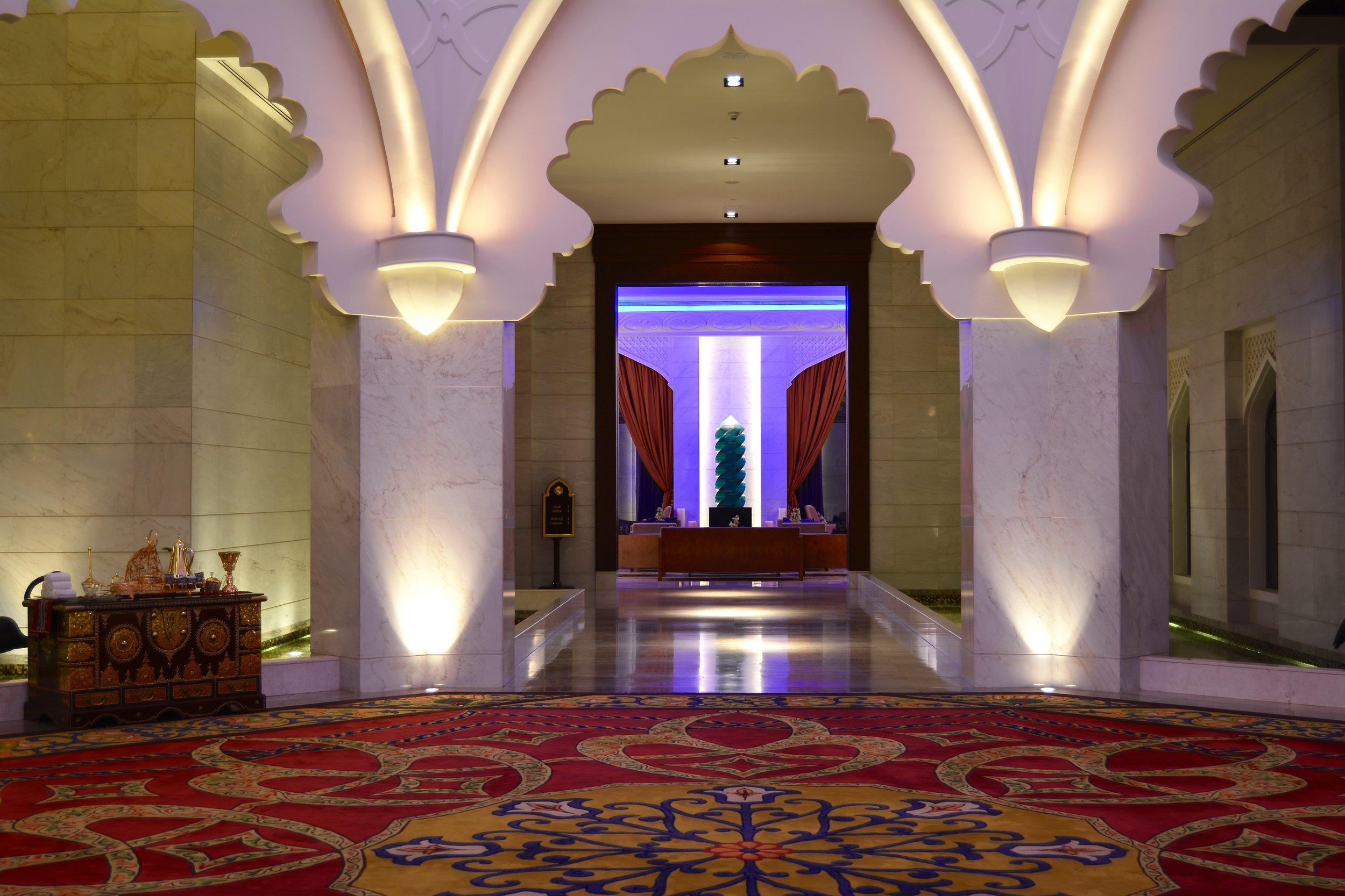 Al Husn Hotel - Lobby (Shangri-La Muscat)