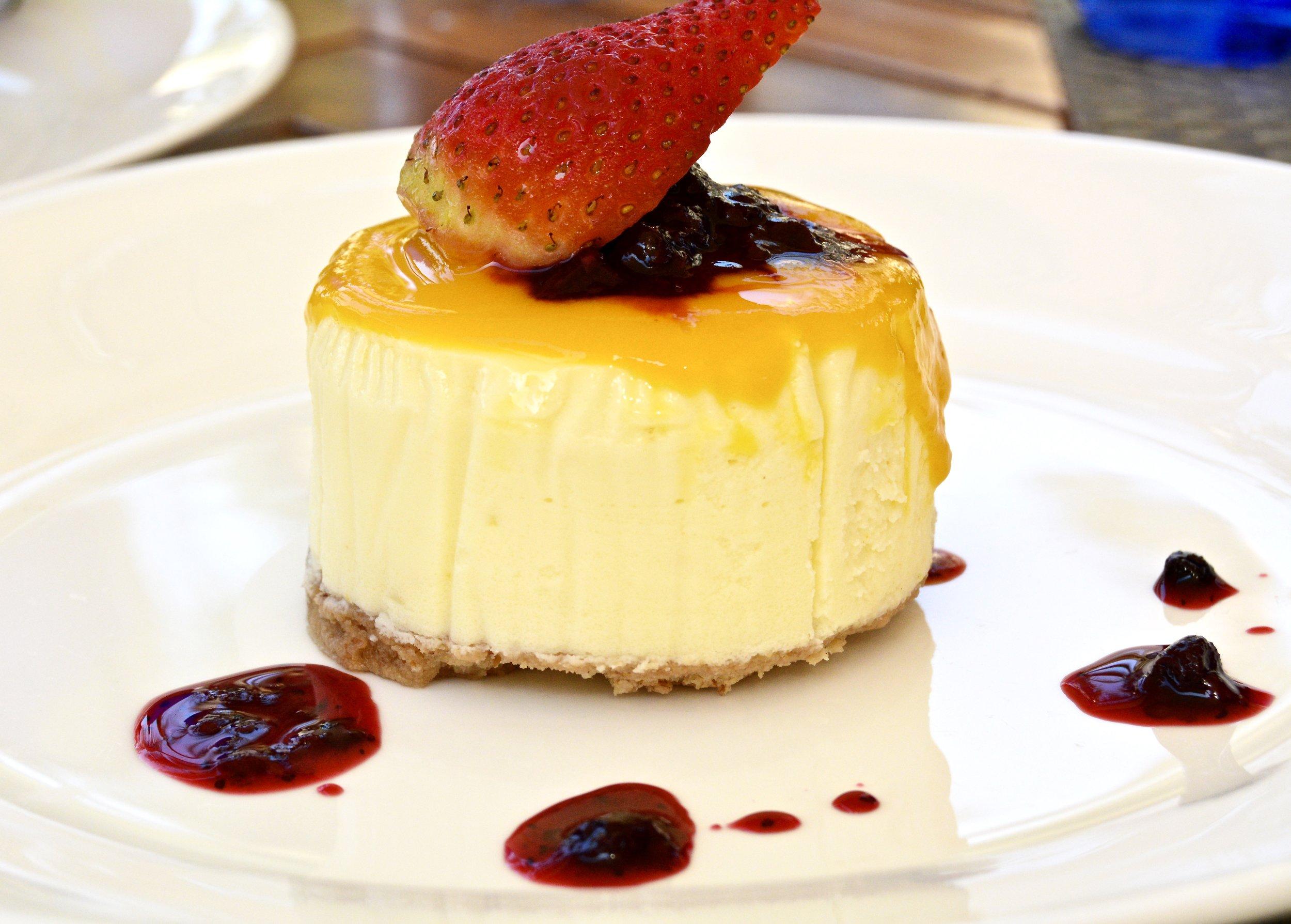 Mango Cheesecake (Shangri-La Muscat)