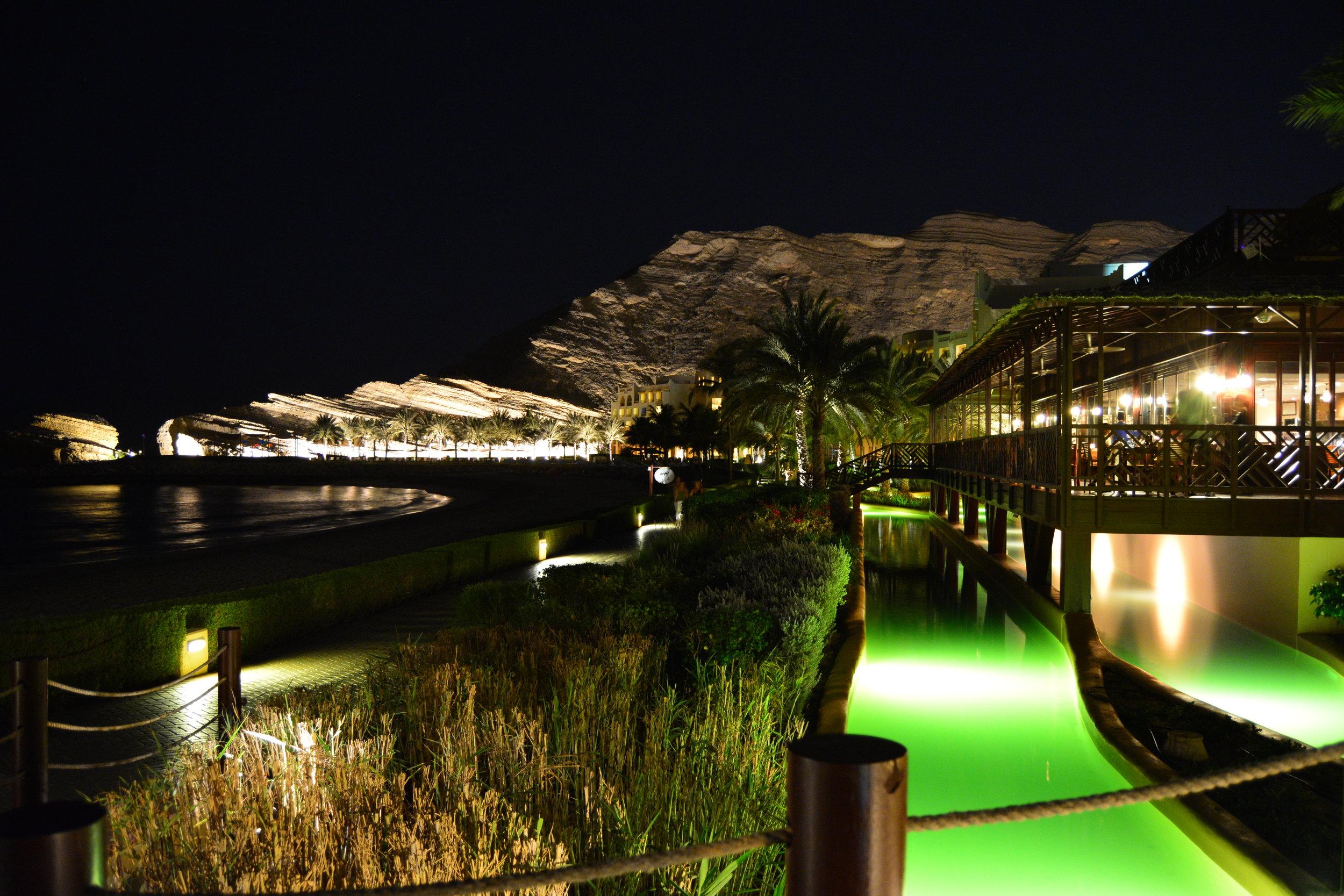 Bait Al Bahr (Shangri-La Muscat)
