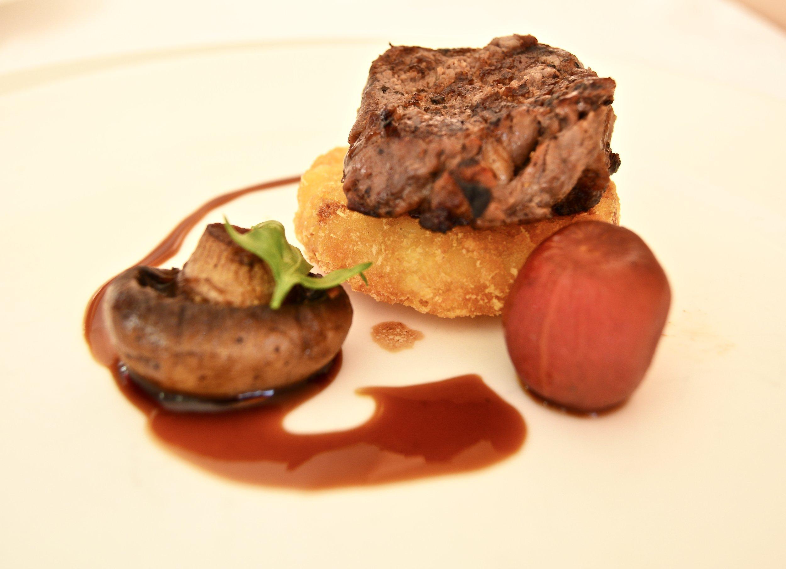 Beef Striploin (Shangri-La Muscat)