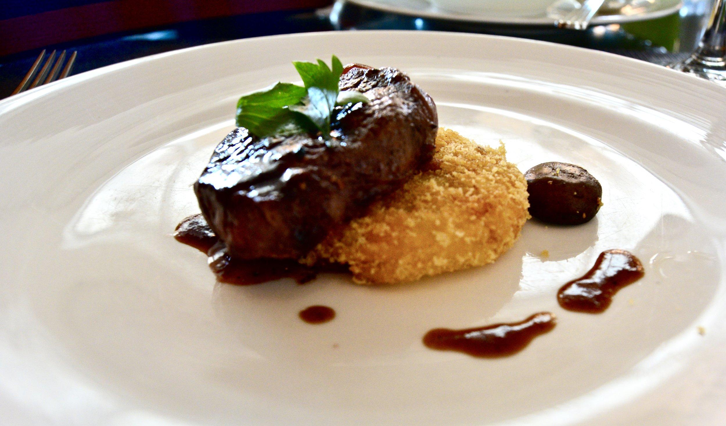 Beef Sirloin (Shangri-La Muscat)