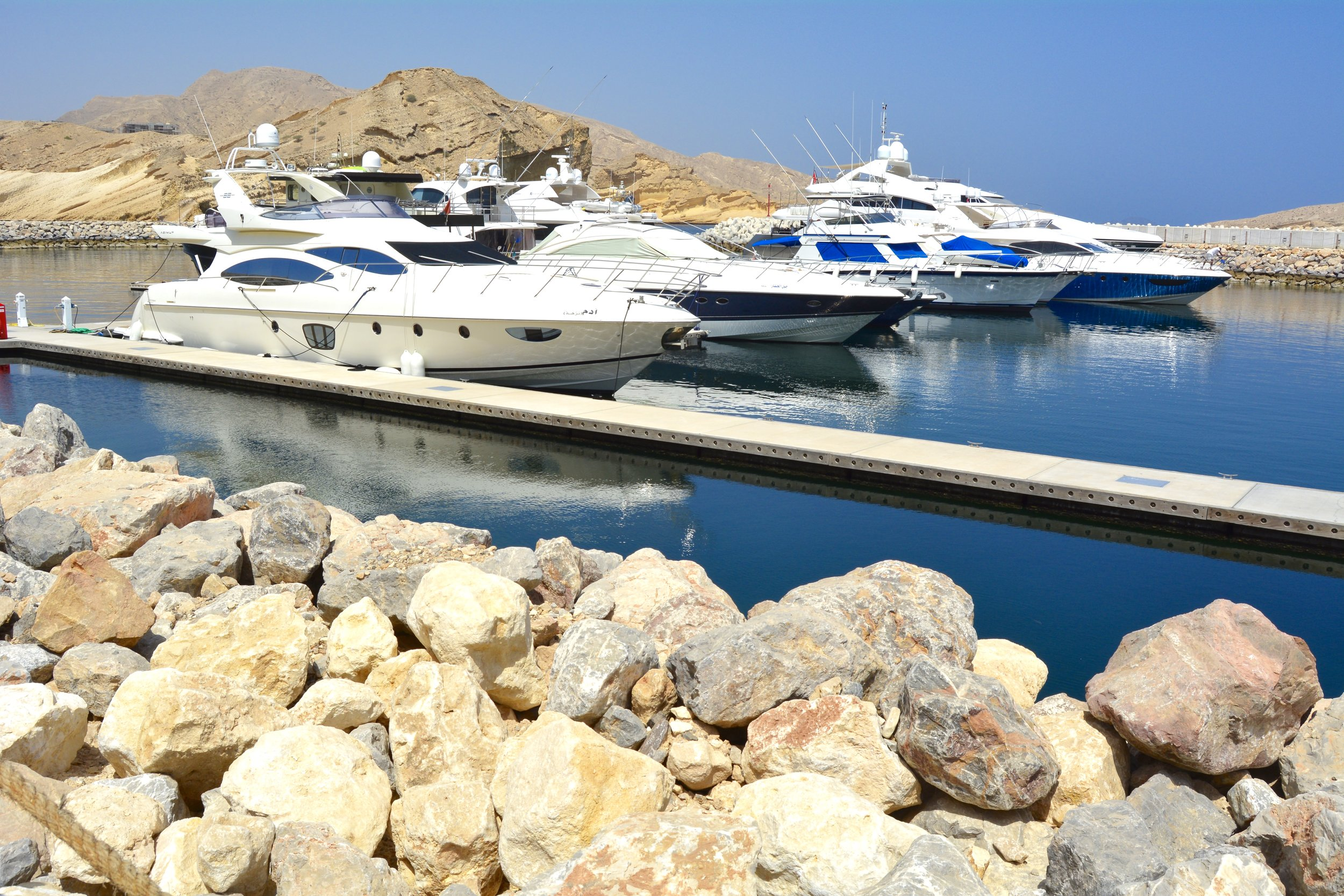 Marina (Shangri-La Muscat)