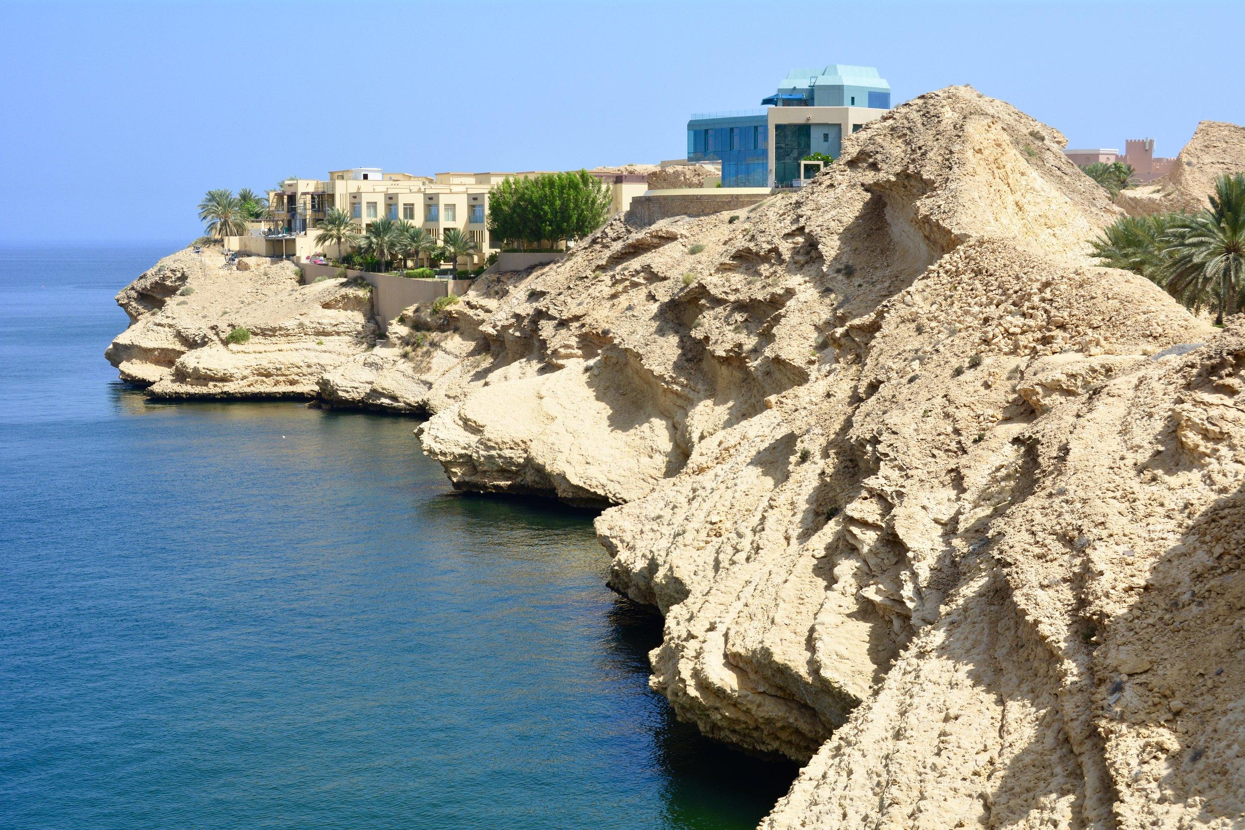 Cliff Top Villas (Shangri-La Muscat)