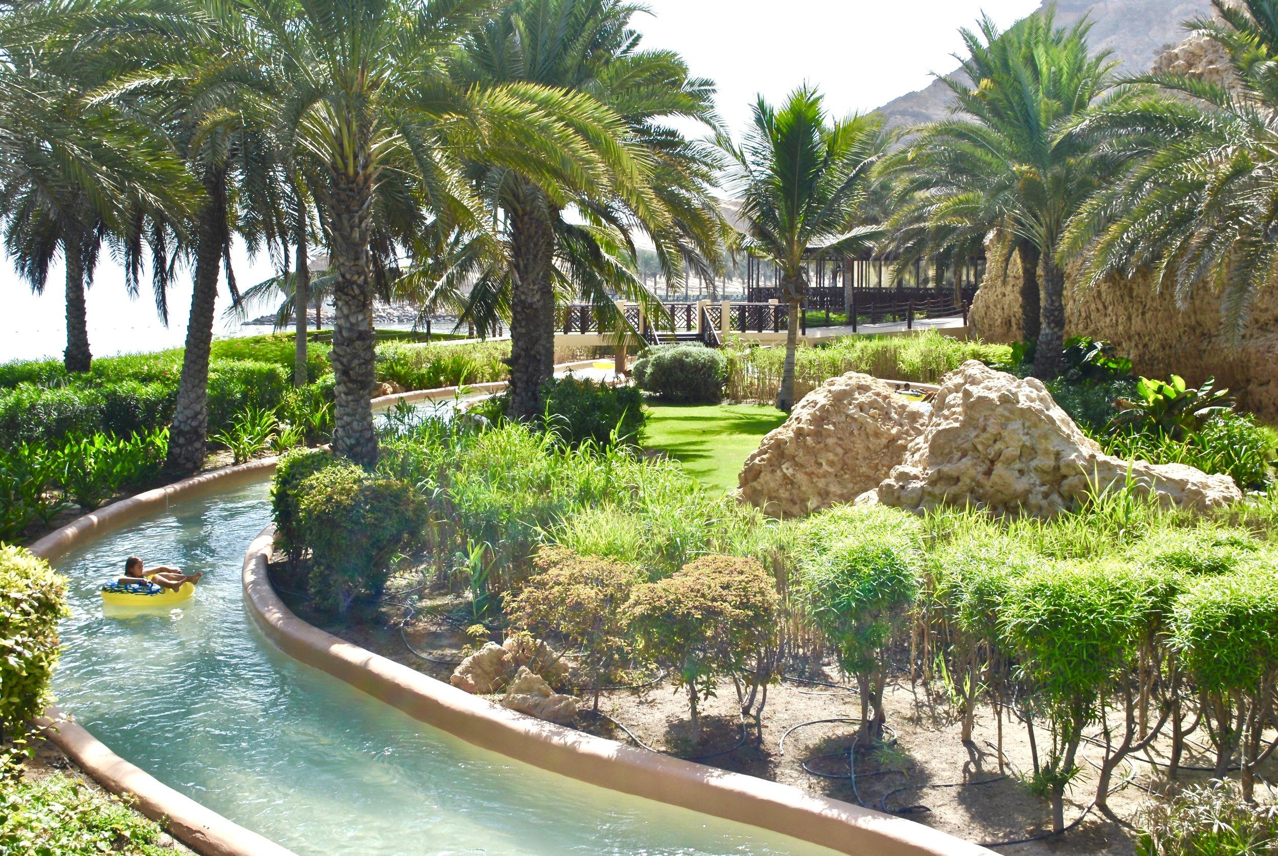 Lazy River (Shangri-La Muscat)