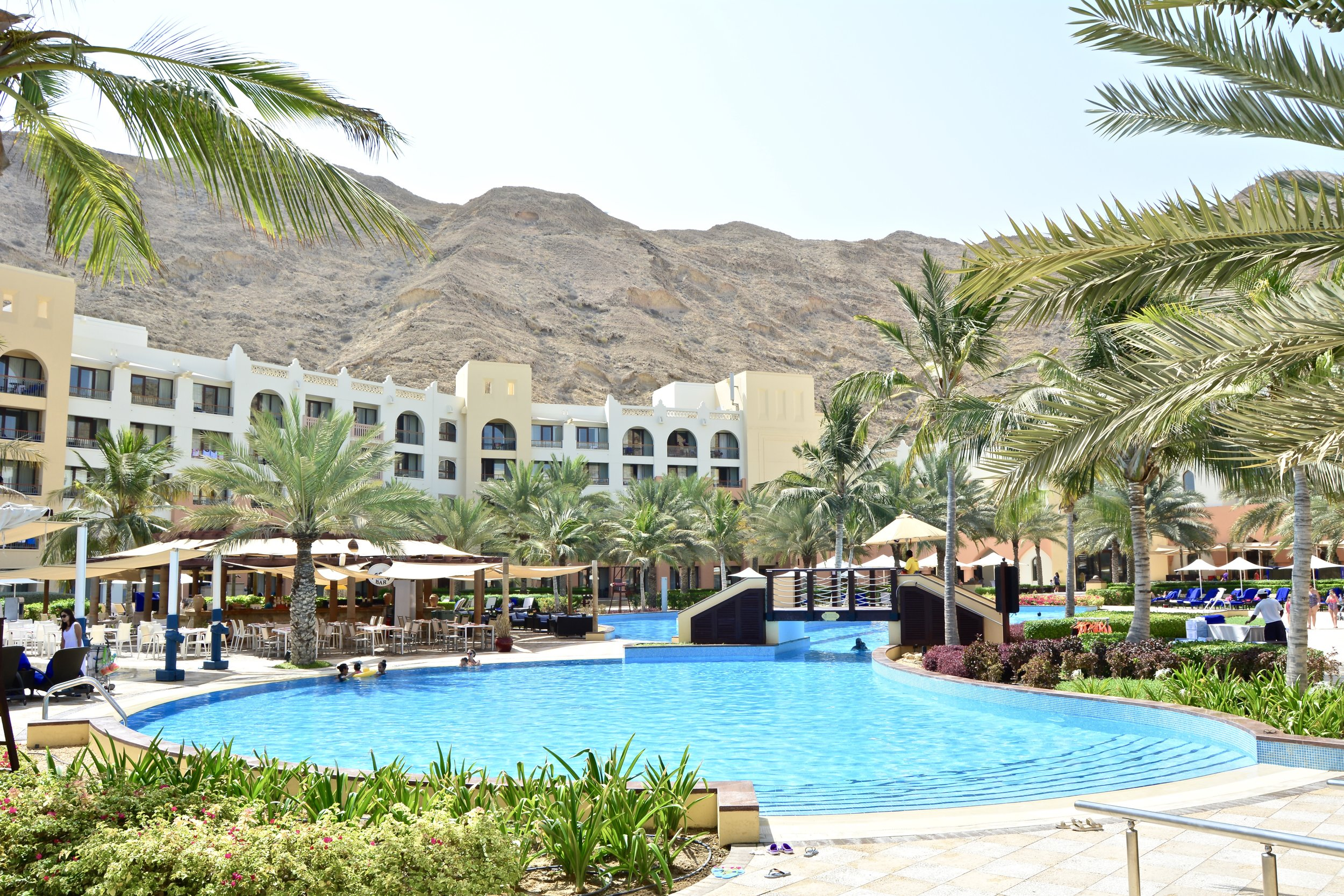 Al Waha - Swimming Pool (Shangri-La Muscat)