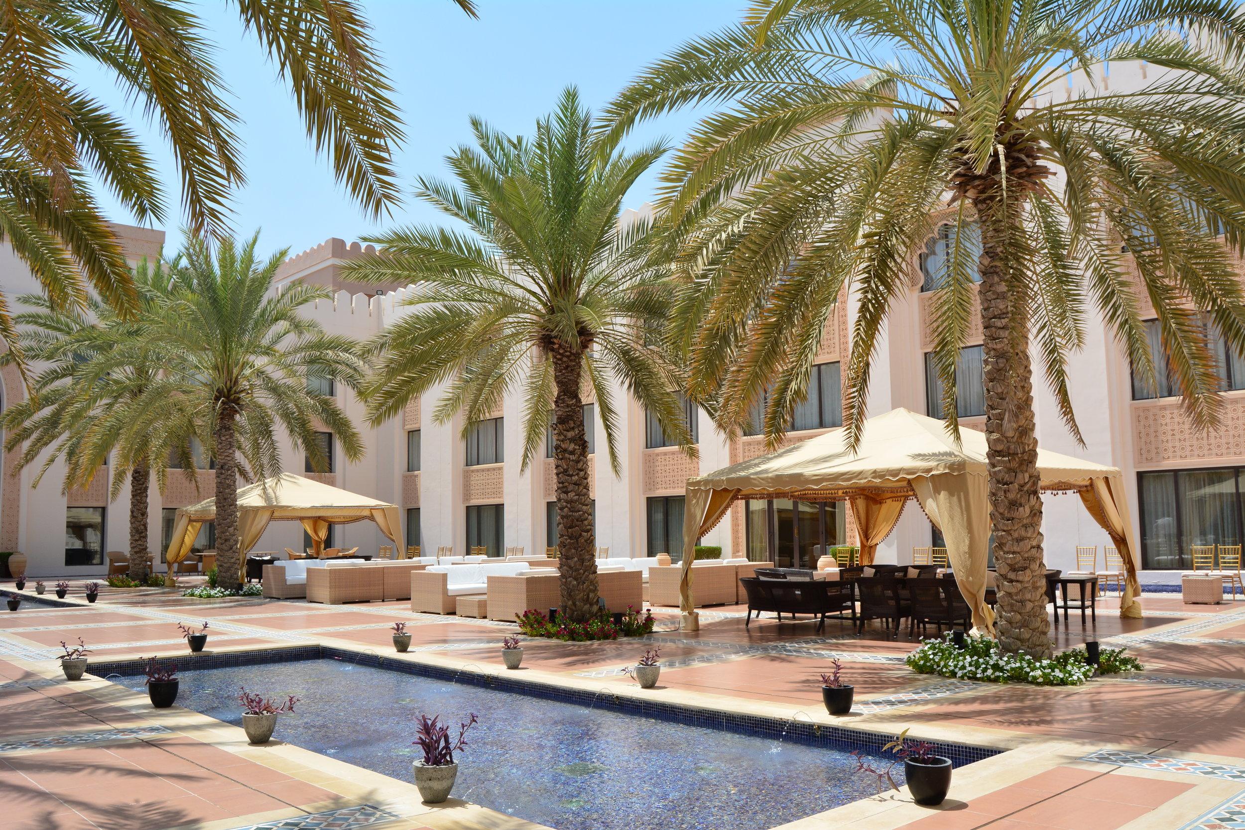 Al Husn - Pre-Dinner Cocktails (Shangri-La Muscat)