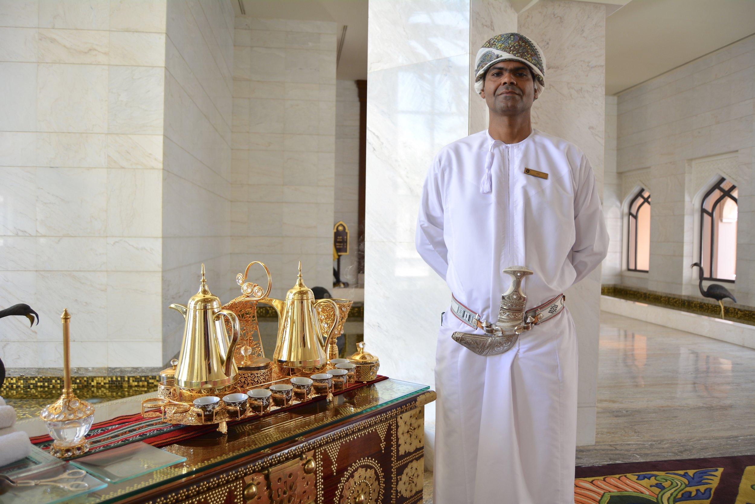 Omani Hospitality (Shangri-La Muscat)