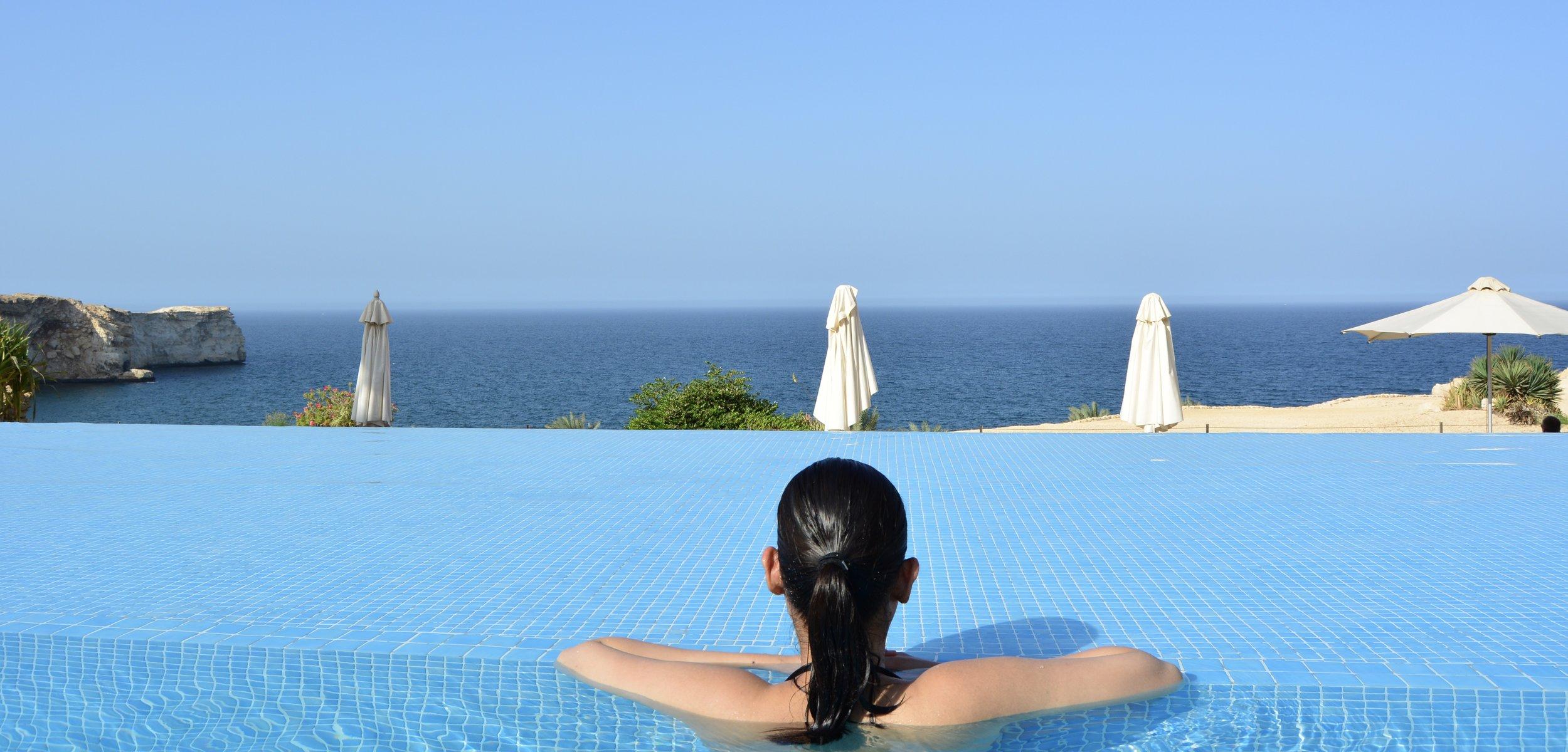 Al Husn Swimming Pool (Shangri-La Muscat)