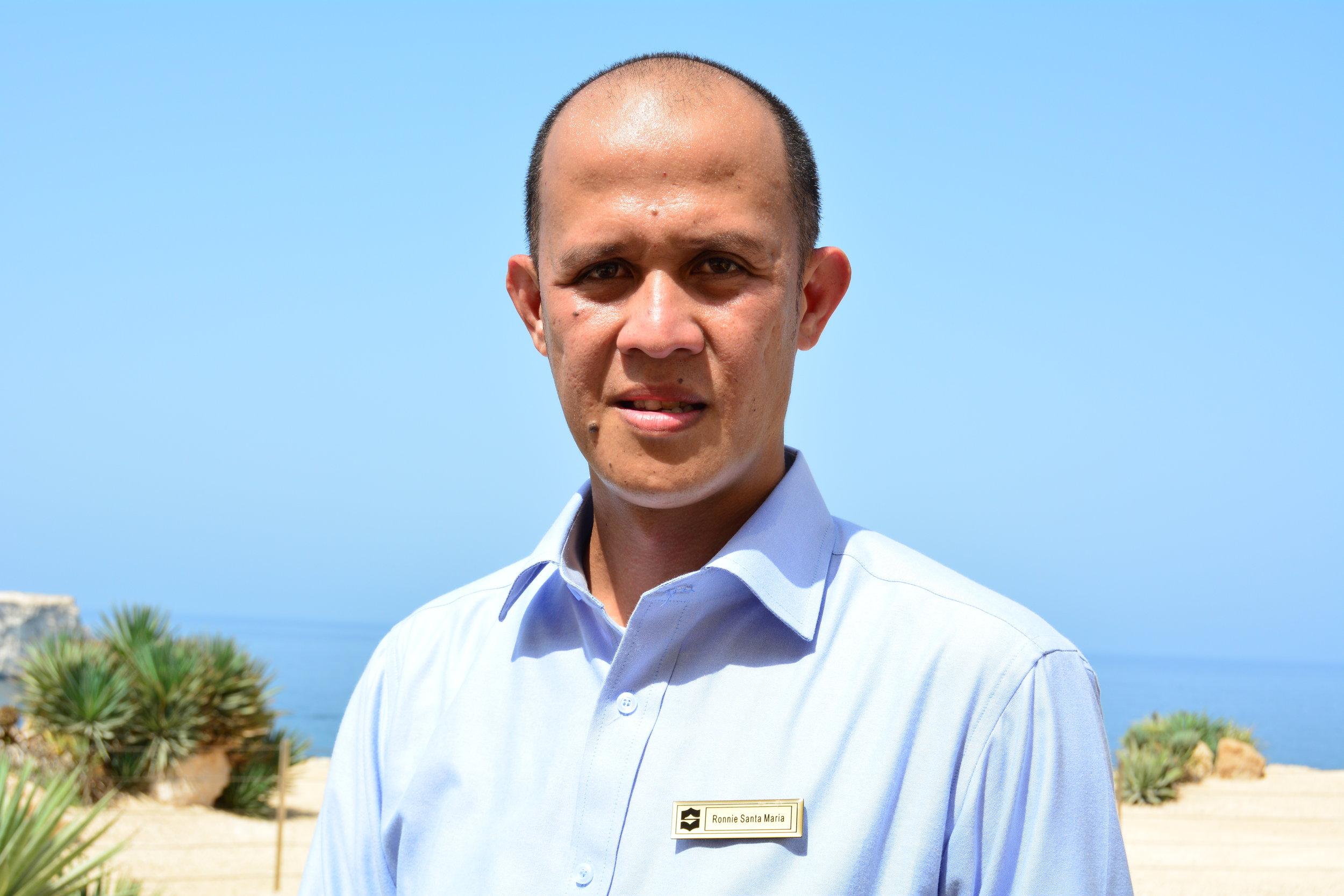 Al Muheet - Ronnie Santa Maria (Shangri-La Muscat)