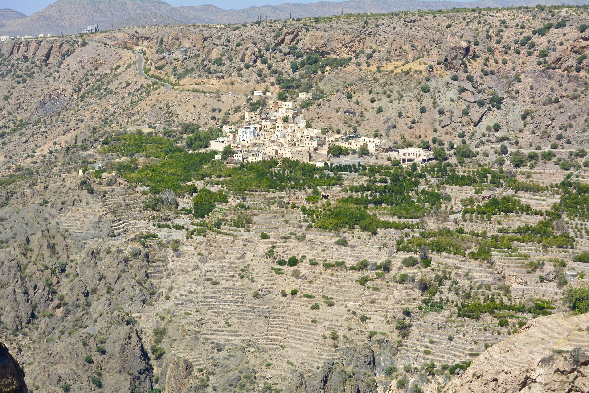 Splendour of Saiq (Alila Jabal Akhdar)