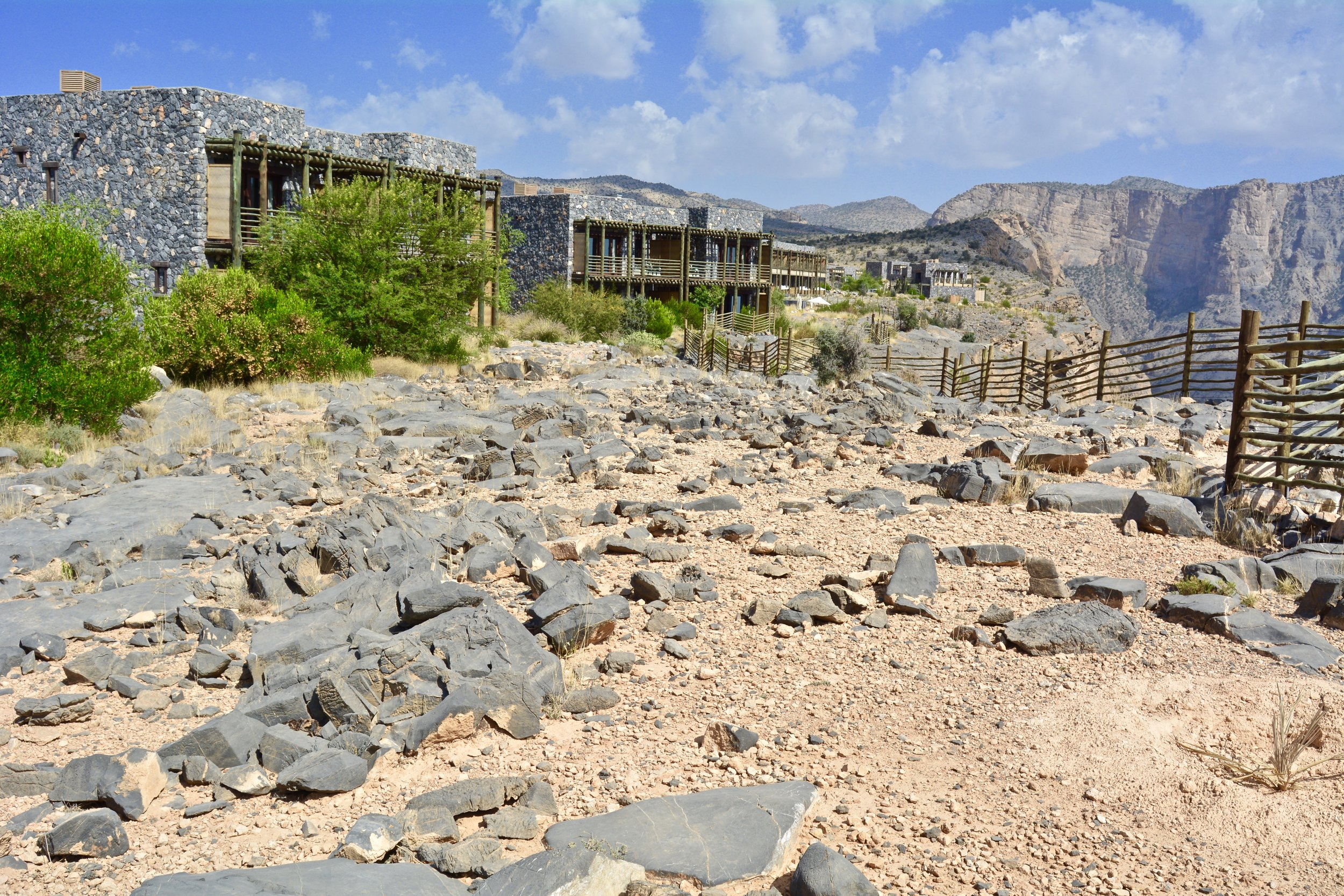 Traditional Omani Village (Alila Jabal Akhdar)