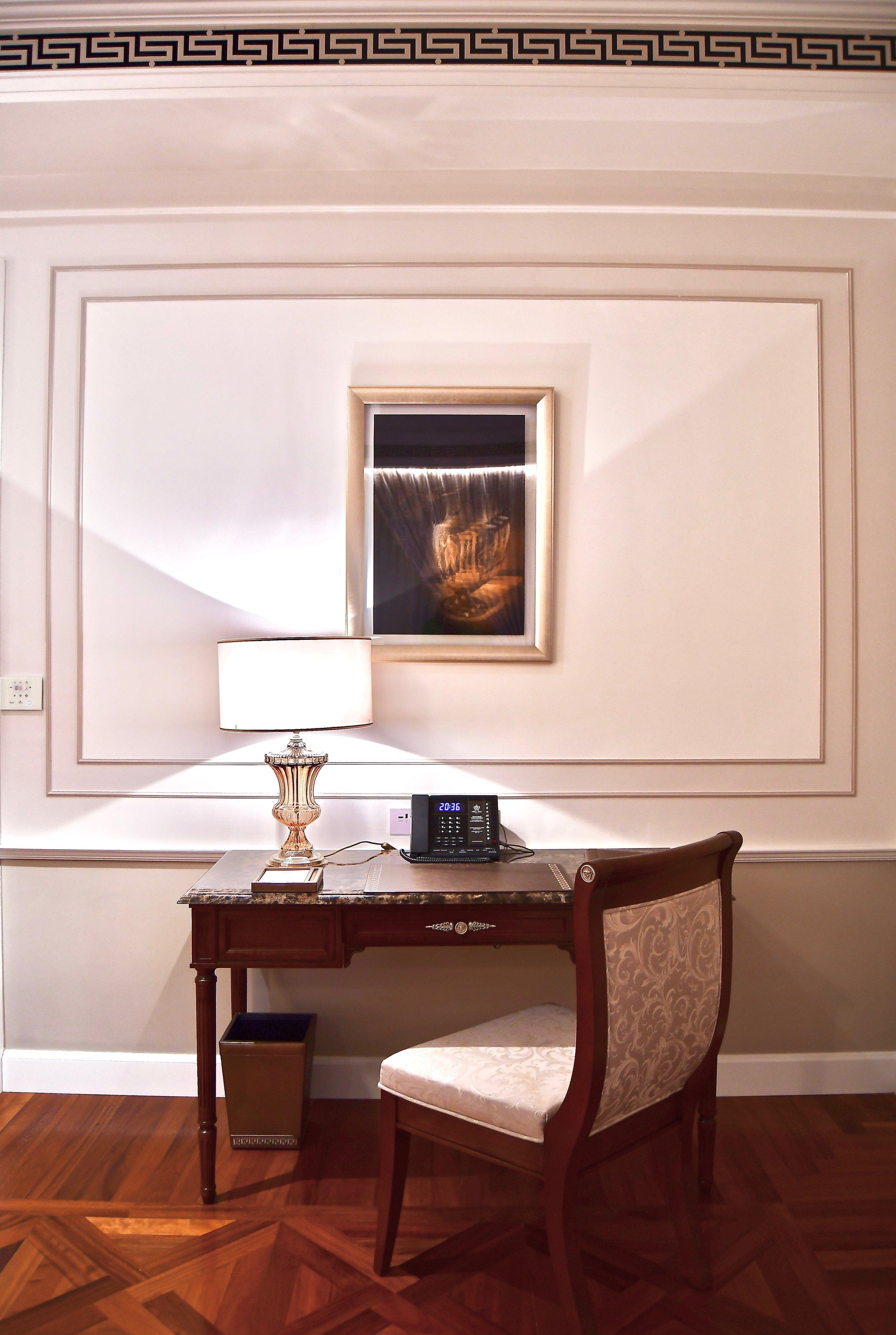 Grand Suite - Work Area (Palazzo Versace Dubai)
