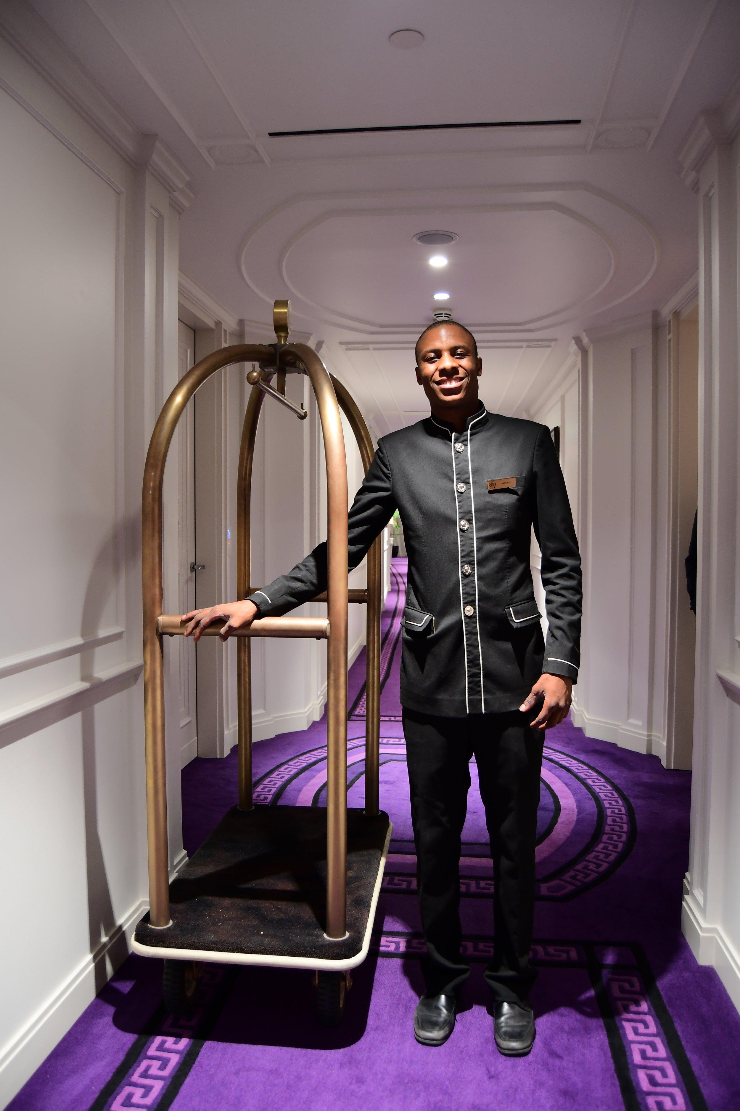 Bellman, Raphael (Palazzo Versace Dubai)