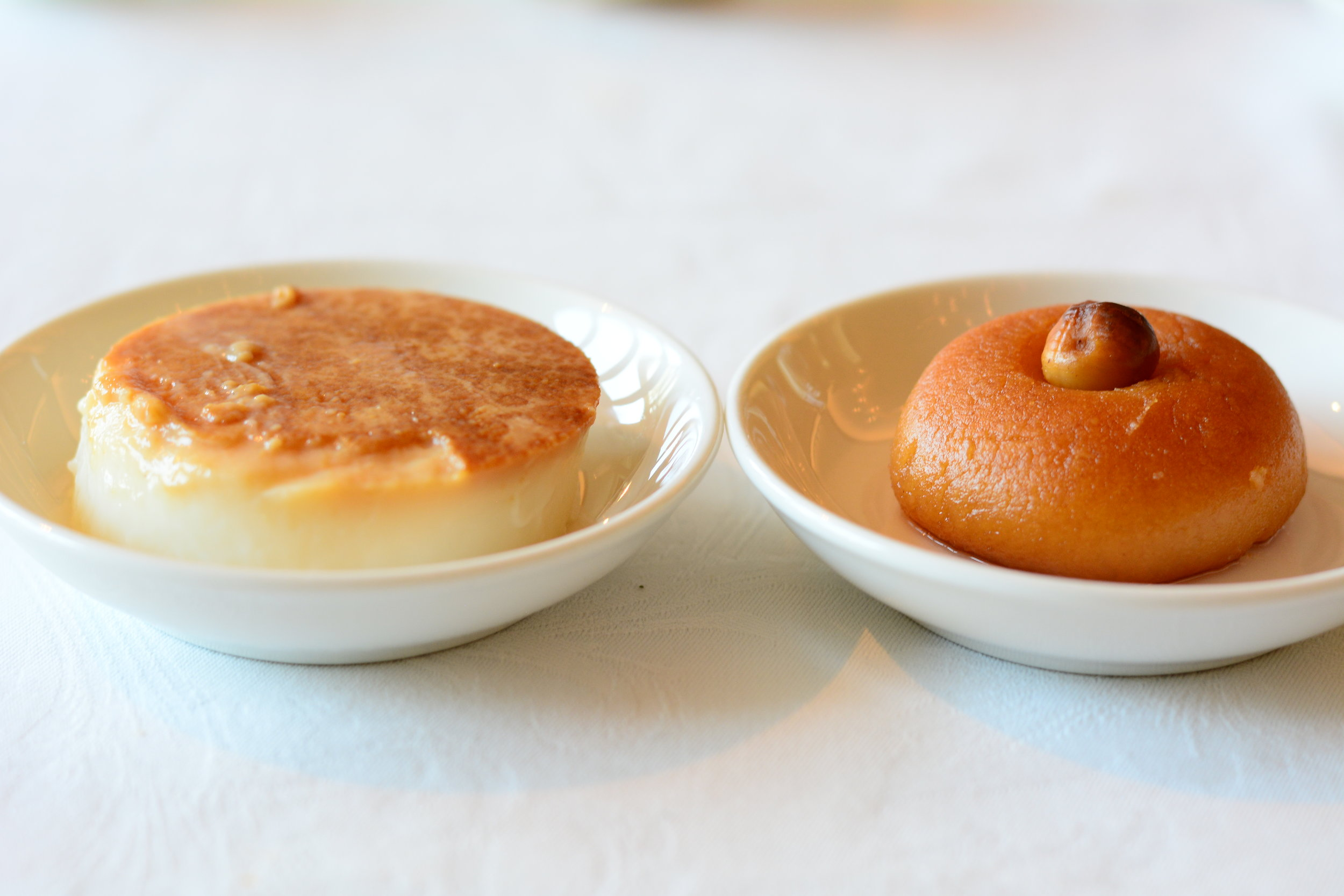 Enigma - Rice Pudding & Semolina Cookie in Syrup (Palazzo Versace Dubai)