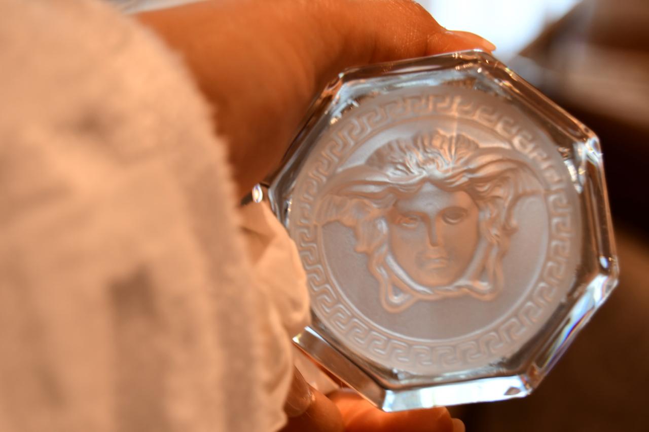 Grand Suite - Versace Drinking Glass(Palazzo Versace Dubai)