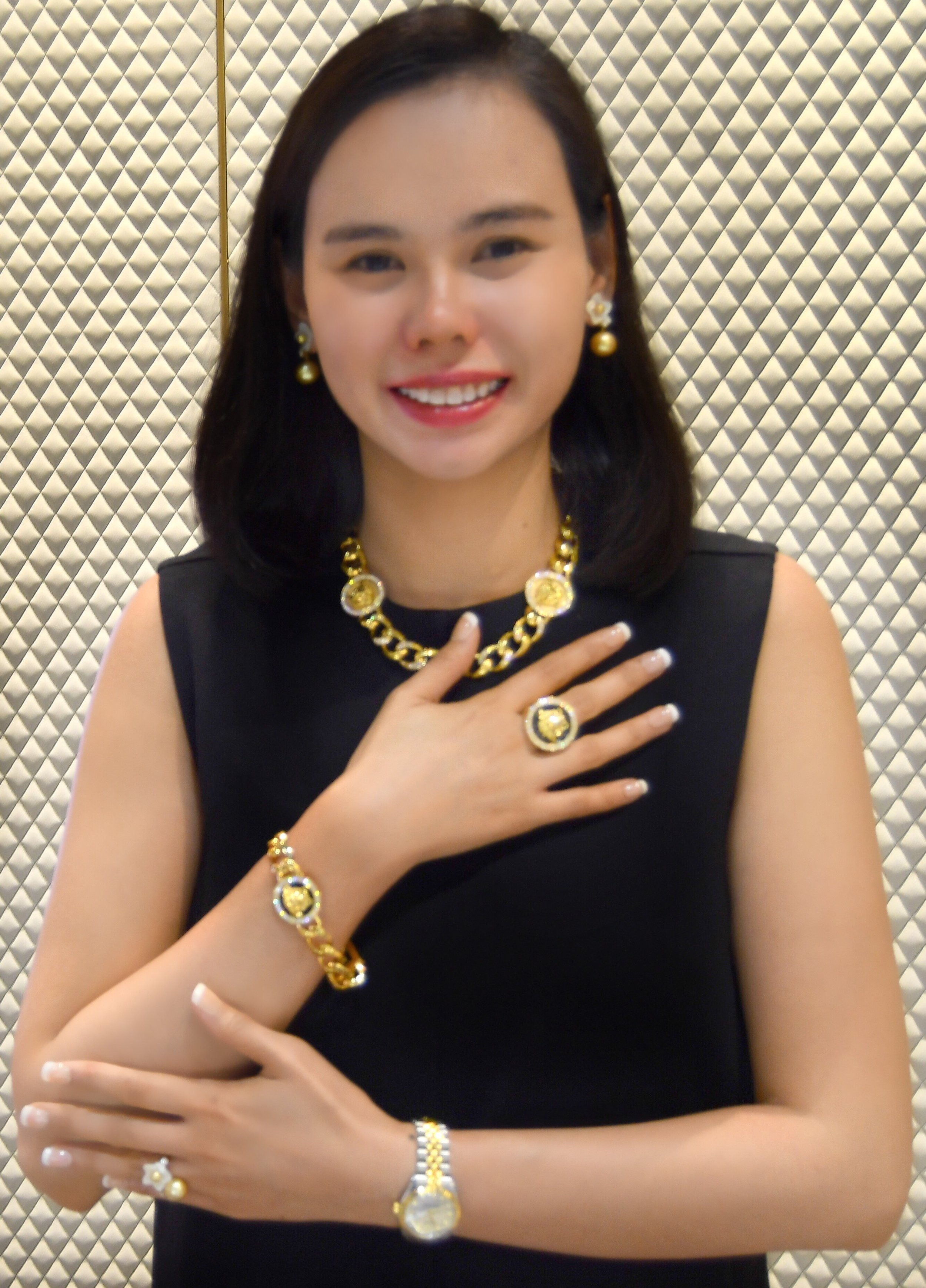 Versace Fine Jewellery - Versace Classic Collection (Palazzo Versace Dubai)