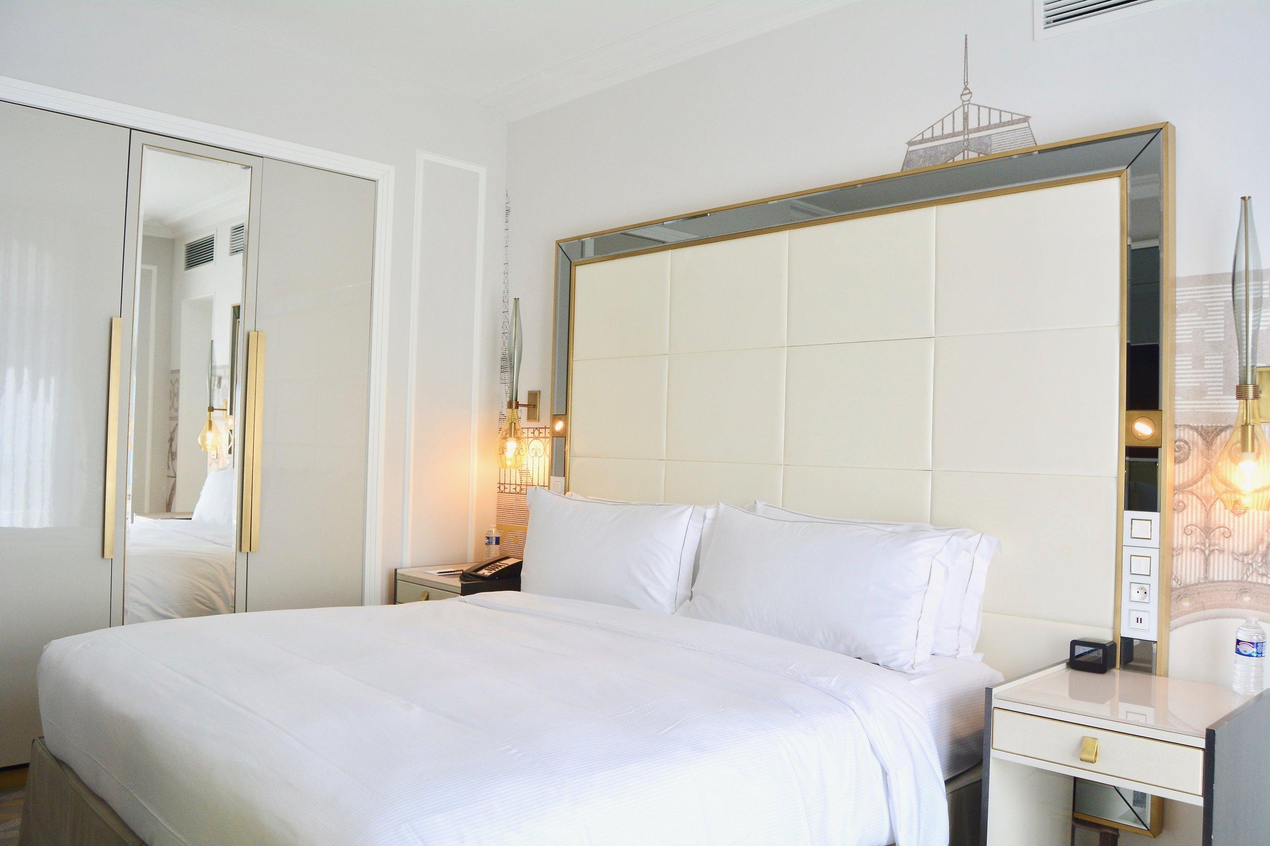 Deluxe Room (Hilton Paris Opera)