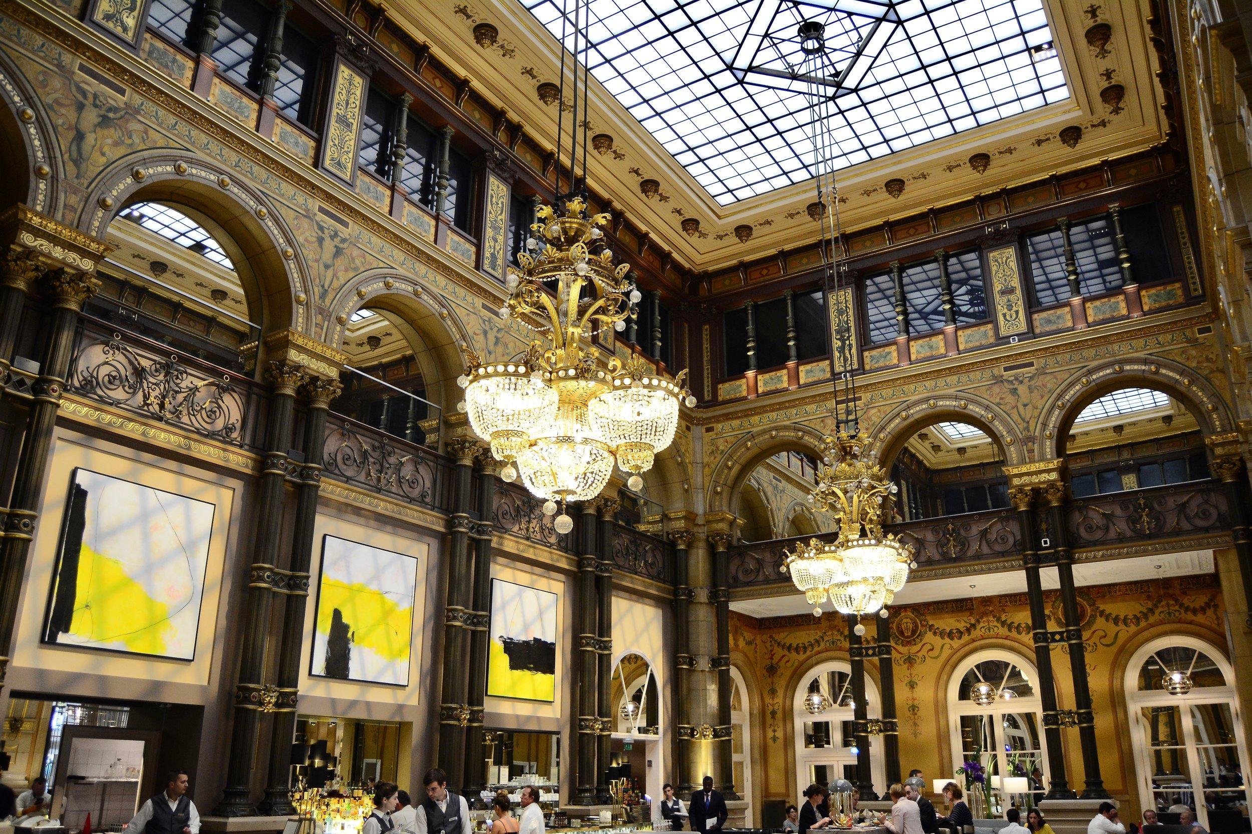 Grand Salon (Hilton Paris Opera)