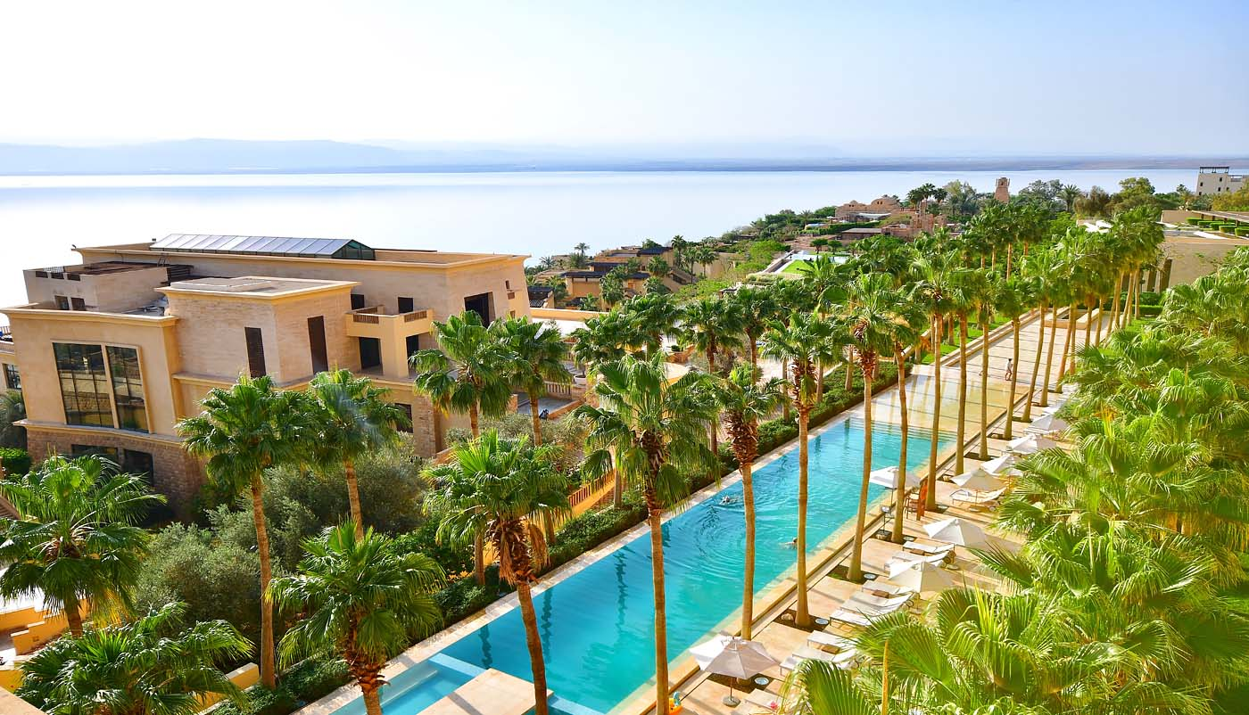 Main Pool (Kempinski Hotel Ishtar Dead Sea)