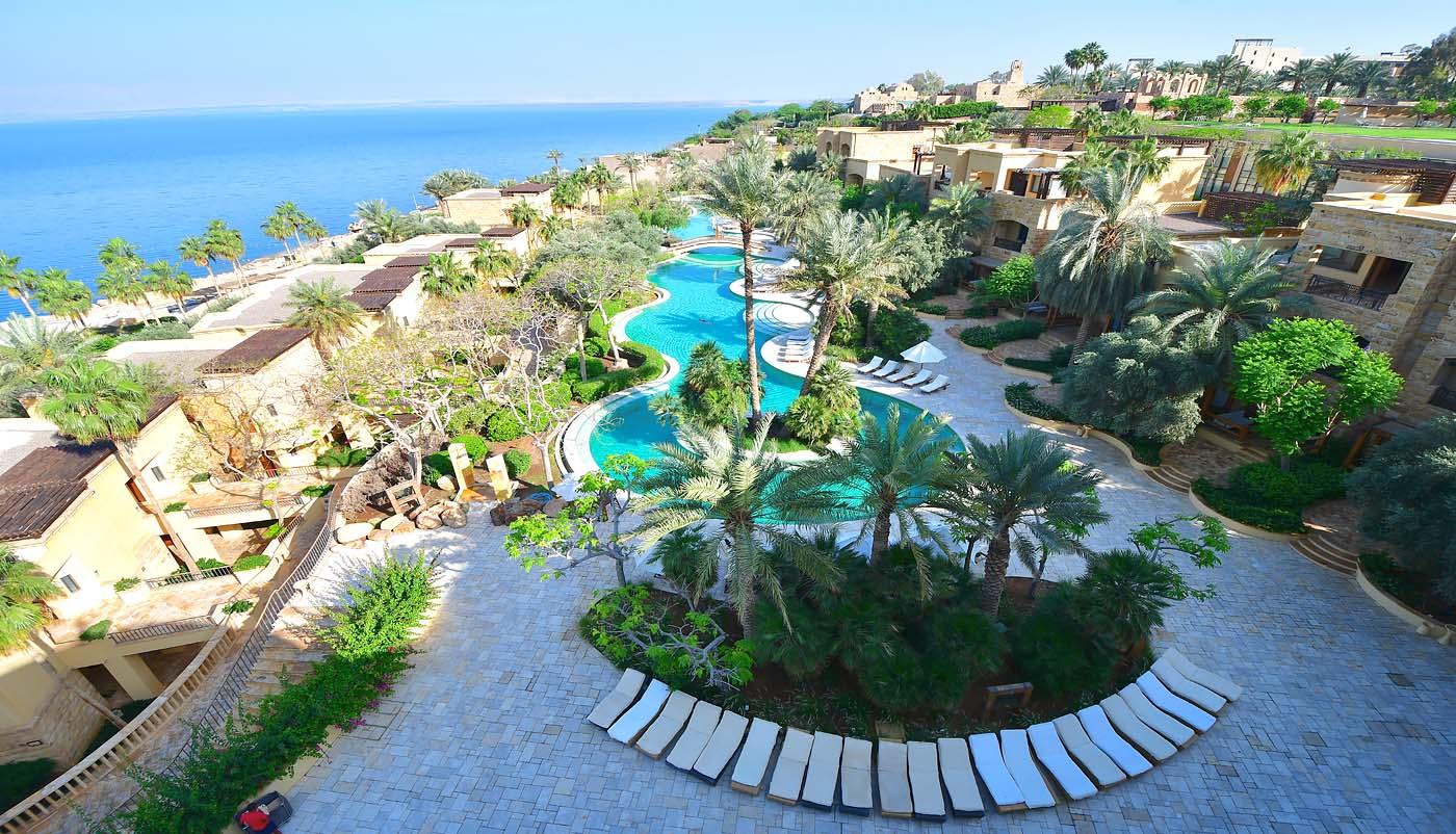 Ishtar Pool (Kempinski Hotel Ishtar Dead Sea)