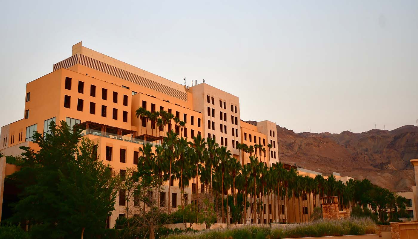 Main Building (Kempinski Hotel Ishtar Dead Sea)