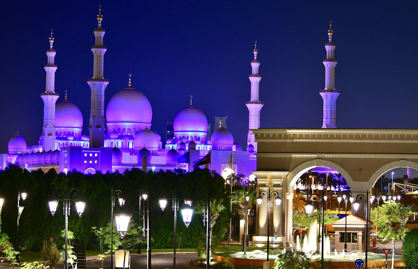 Sheikh Zayed Mosque (The Ritz-Carlton, Abu Dhabi)