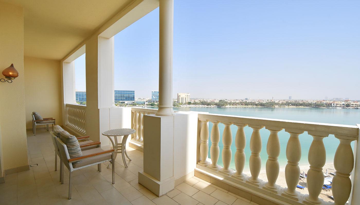 Junior Suite #2493 (The Ritz-Carlton, Abu Dhabi)