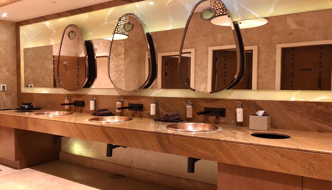 ESPA Ladies Powder Room (The Ritz-Carlton, Abu Dhabi)