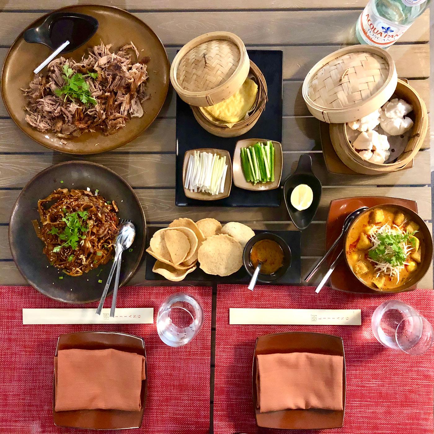 Delicious Asian Food at Li Jiang (The Ritz-Carlton, Abu Dhabi)