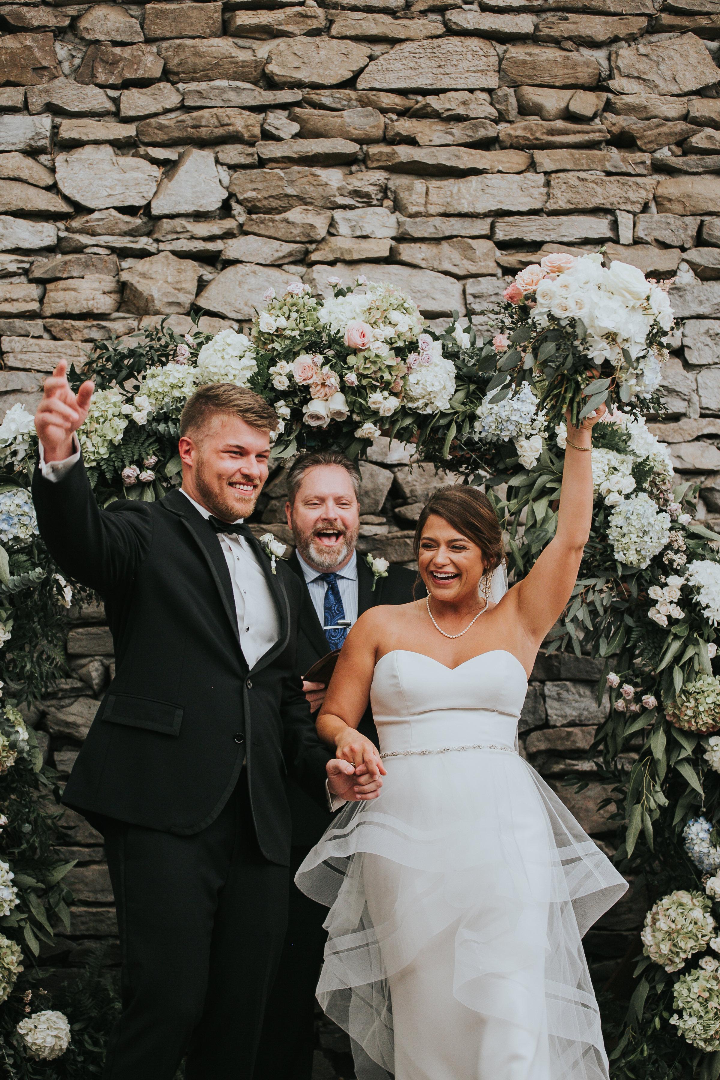 Mr. & Mrs. Ryan Galyon