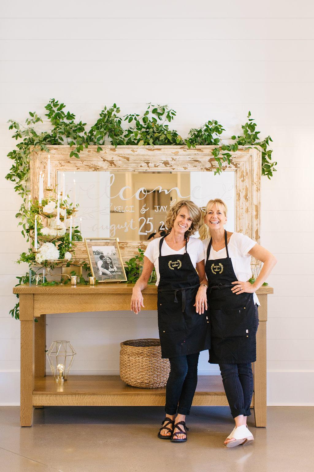 Beth Brinson & Eileen Sommi