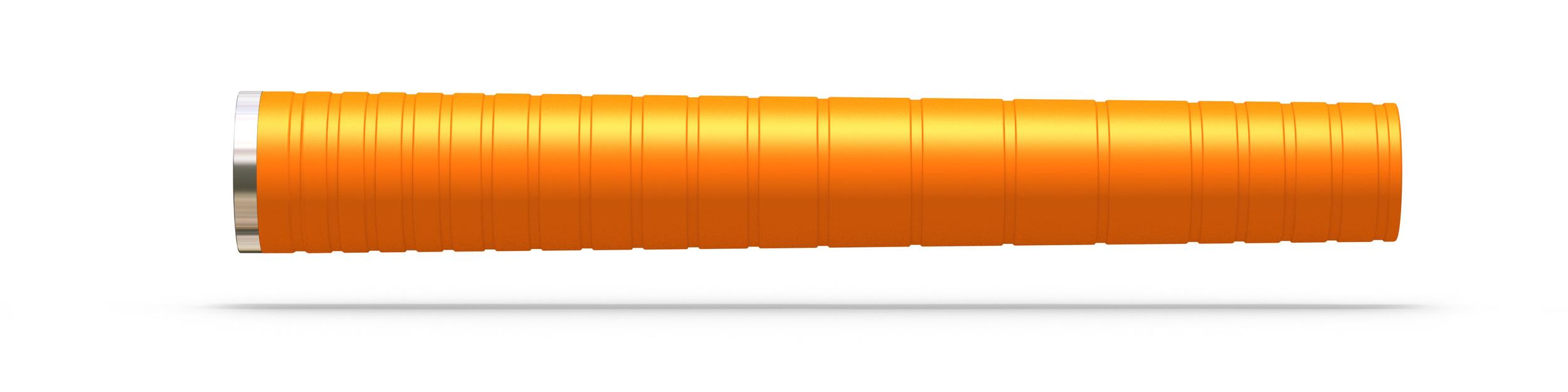 Split bend stiffener