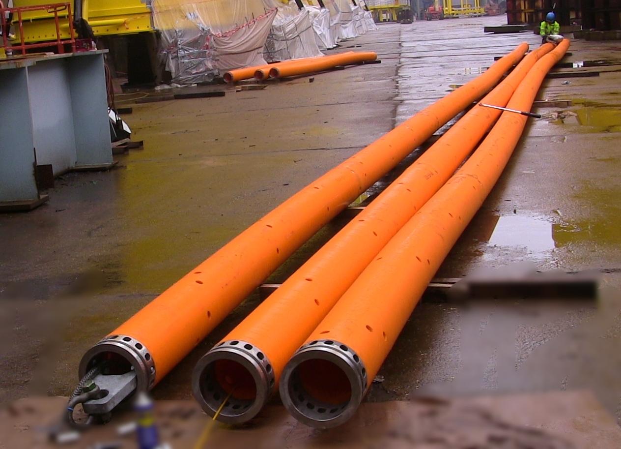 Polymers J-tubes