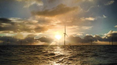 The Gode Wind 2 project will produce enough power to supply about 260,000 German households yearly. Photo: courtesy of Dong Energy.