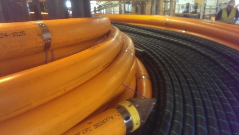 Seaproof Solutions' Cable Protection for TWB-II Wind Farm