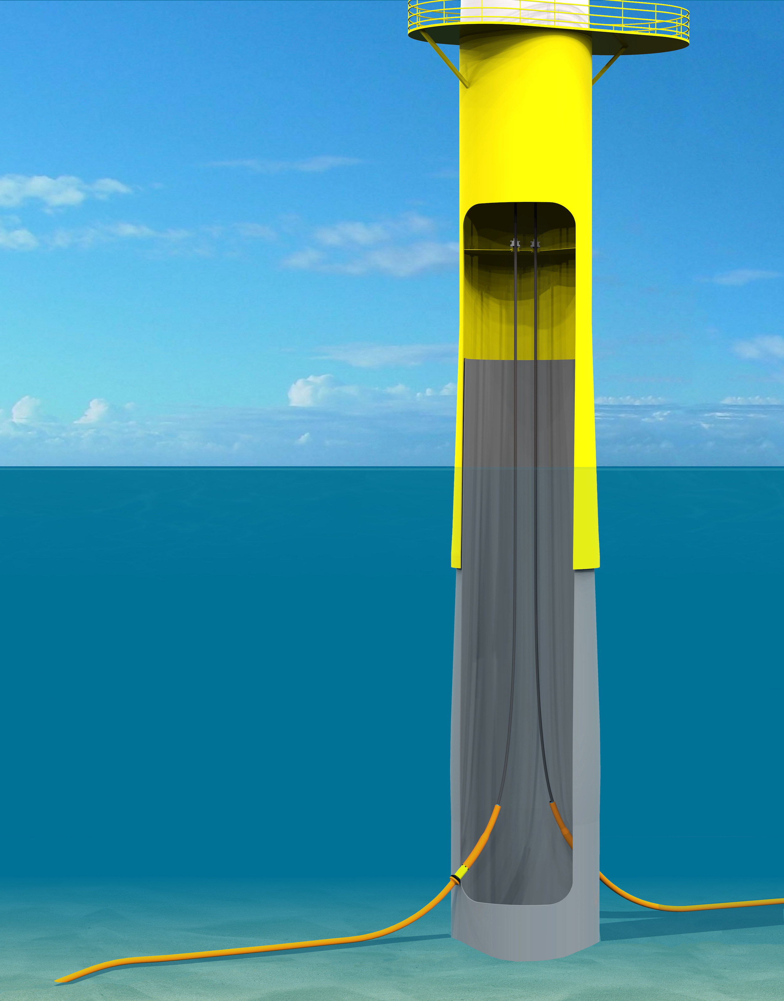 The contract marks the 16th offshore wind farm project for Seaproof Solutions. Photo courtesy of  Seaproof Solutions