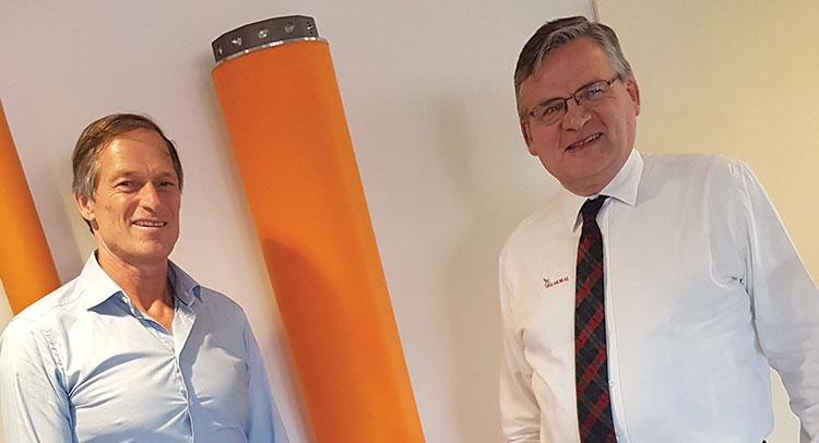 Henrik Andreasen and Bill Main