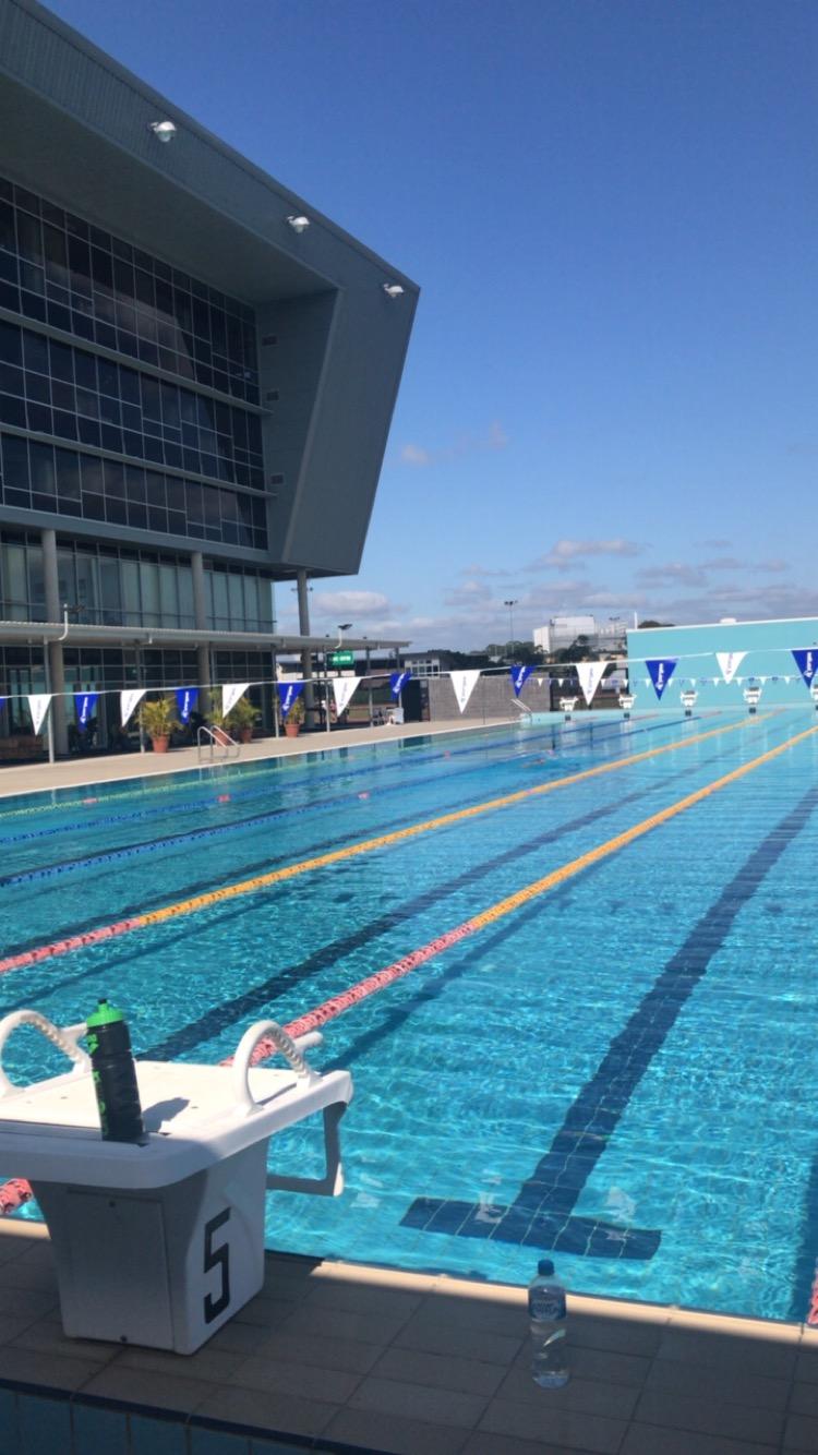 bazén University of Sunshine coast