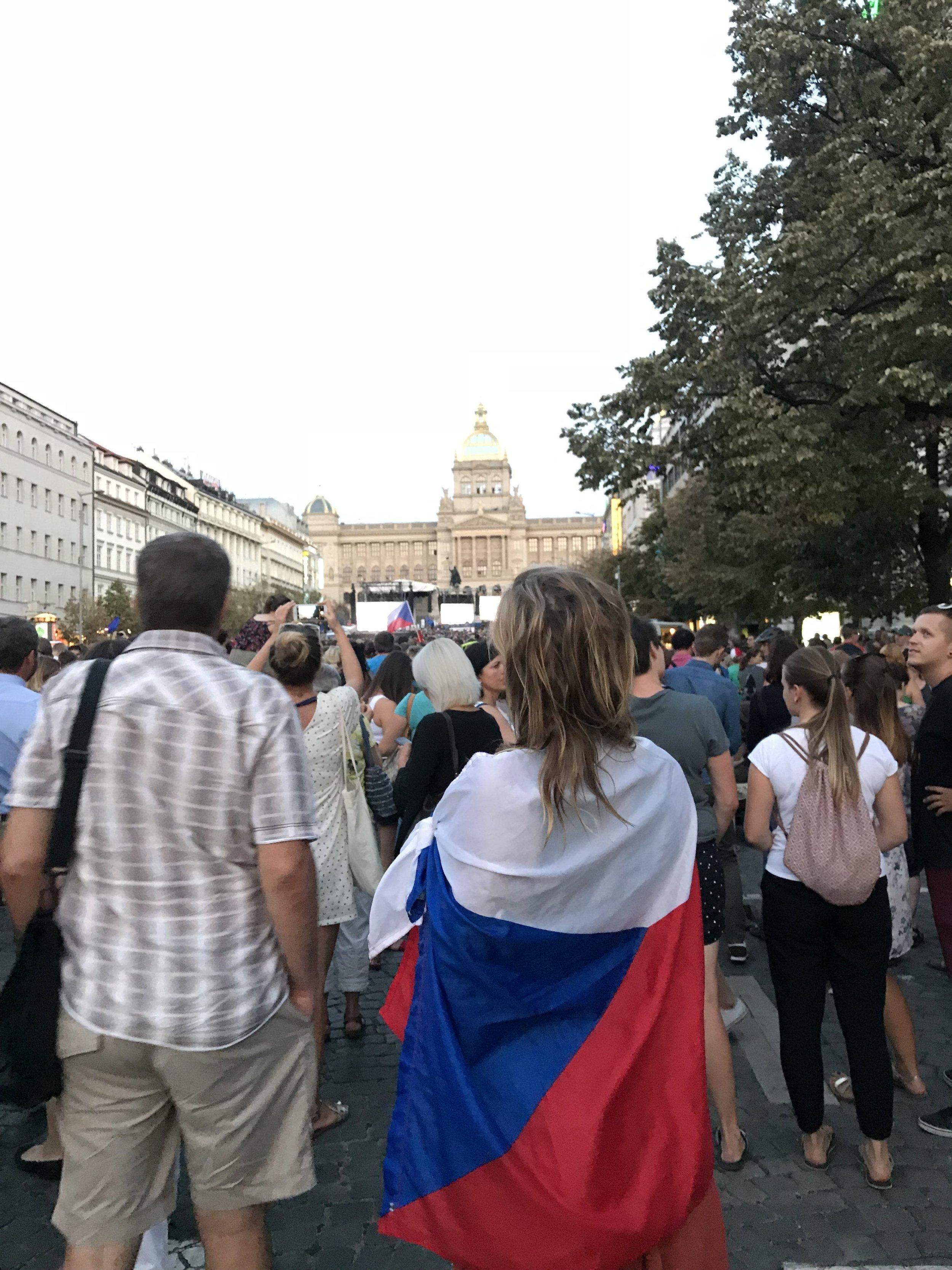 hrdá Češka 🇨🇿