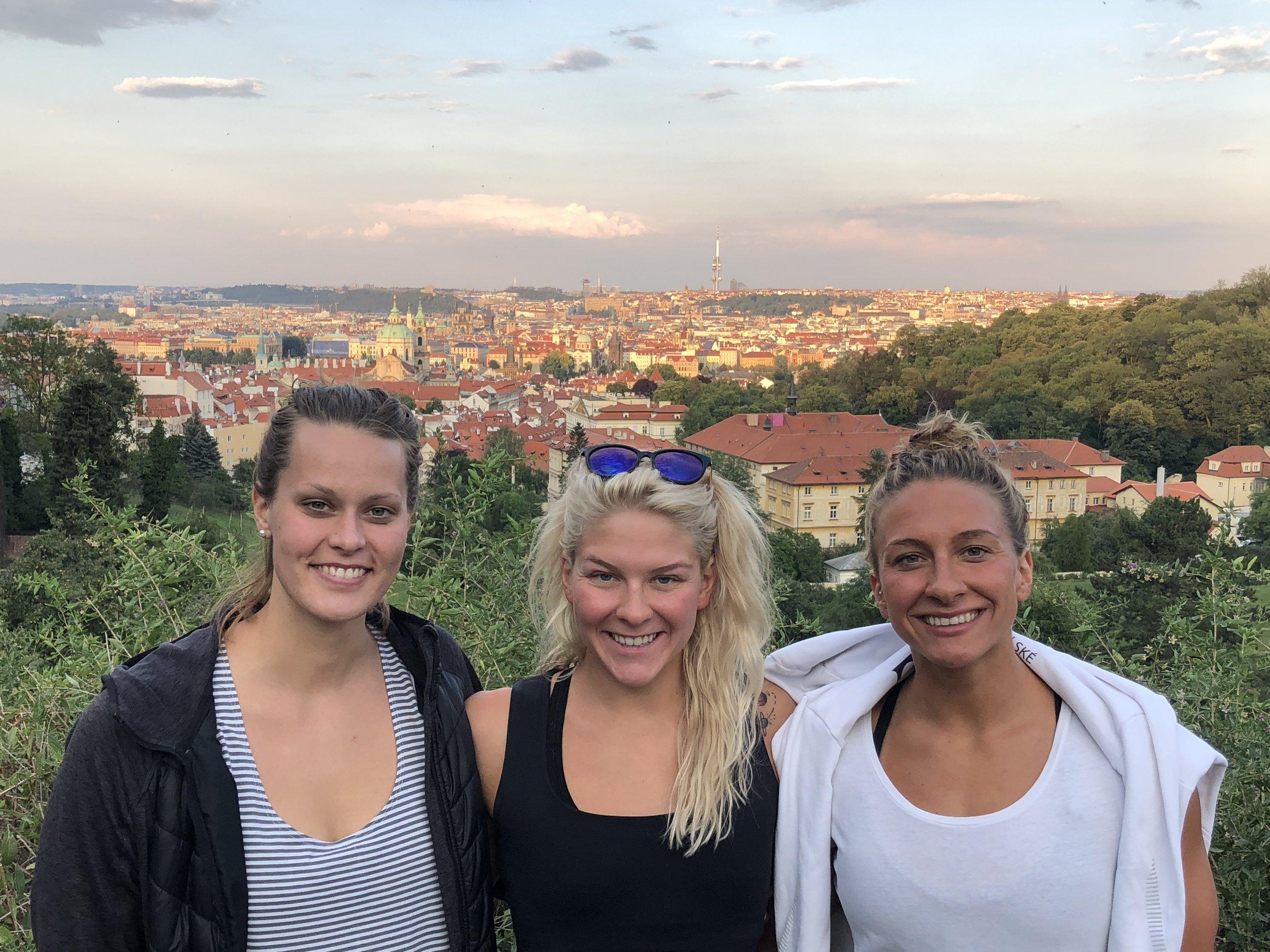 Věruška, Teří a já v městě měst